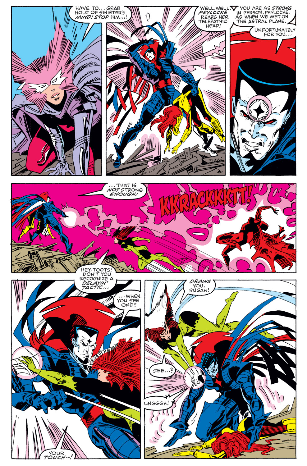 Read online X-Factor (1986) comic -  Issue #39 - 6