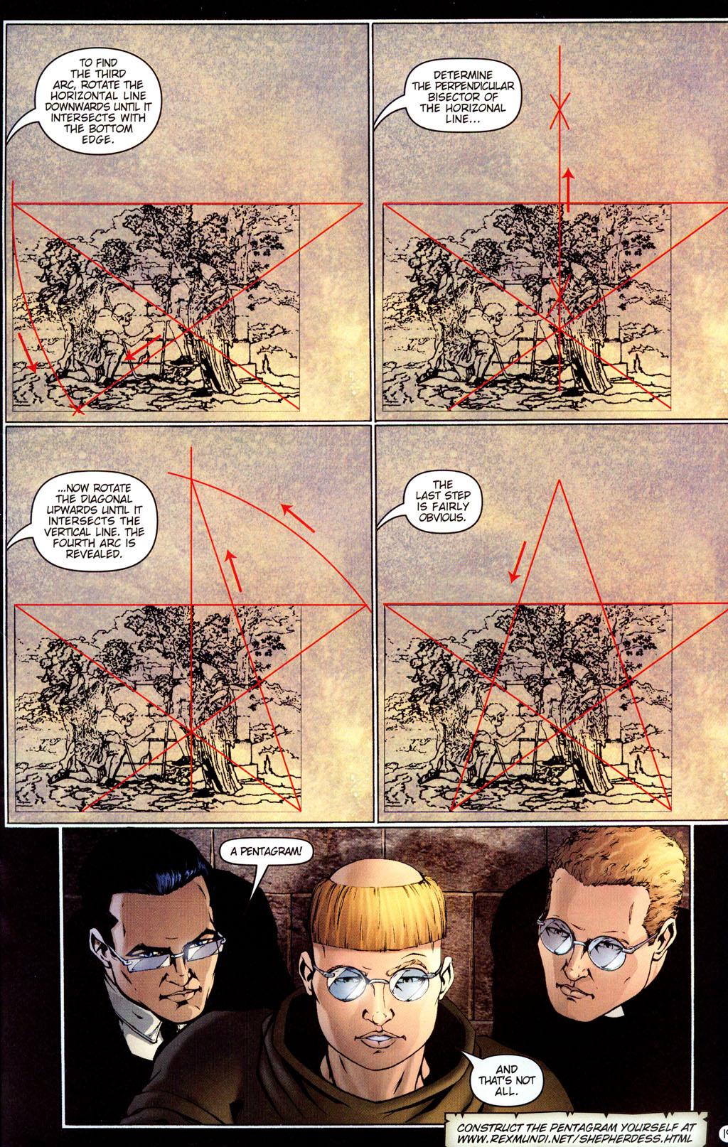 Read online Rex Mundi comic -  Issue #12 - 23