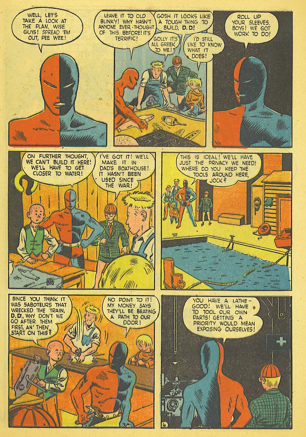Daredevil (1941) issue 21 - Page 7
