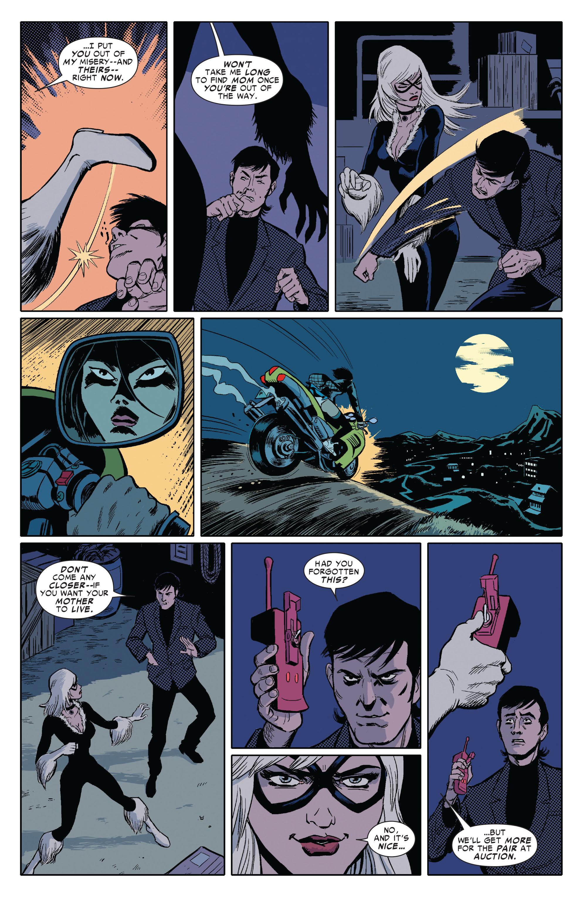 Read online Amazing Spider-Man Presents: Black Cat comic -  Issue #3 - 5
