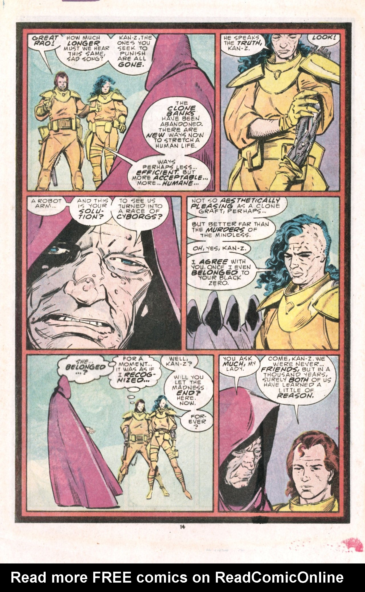 Read online World of Krypton comic -  Issue #3 - 22