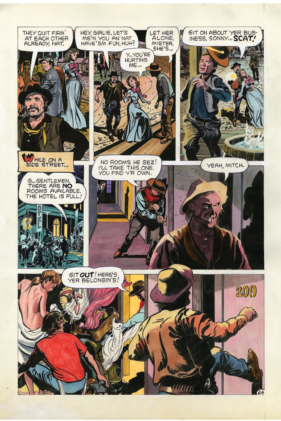 Read online Doug Wildey's Rio: The Complete Saga comic -  Issue # TPB (Part 2) - 29