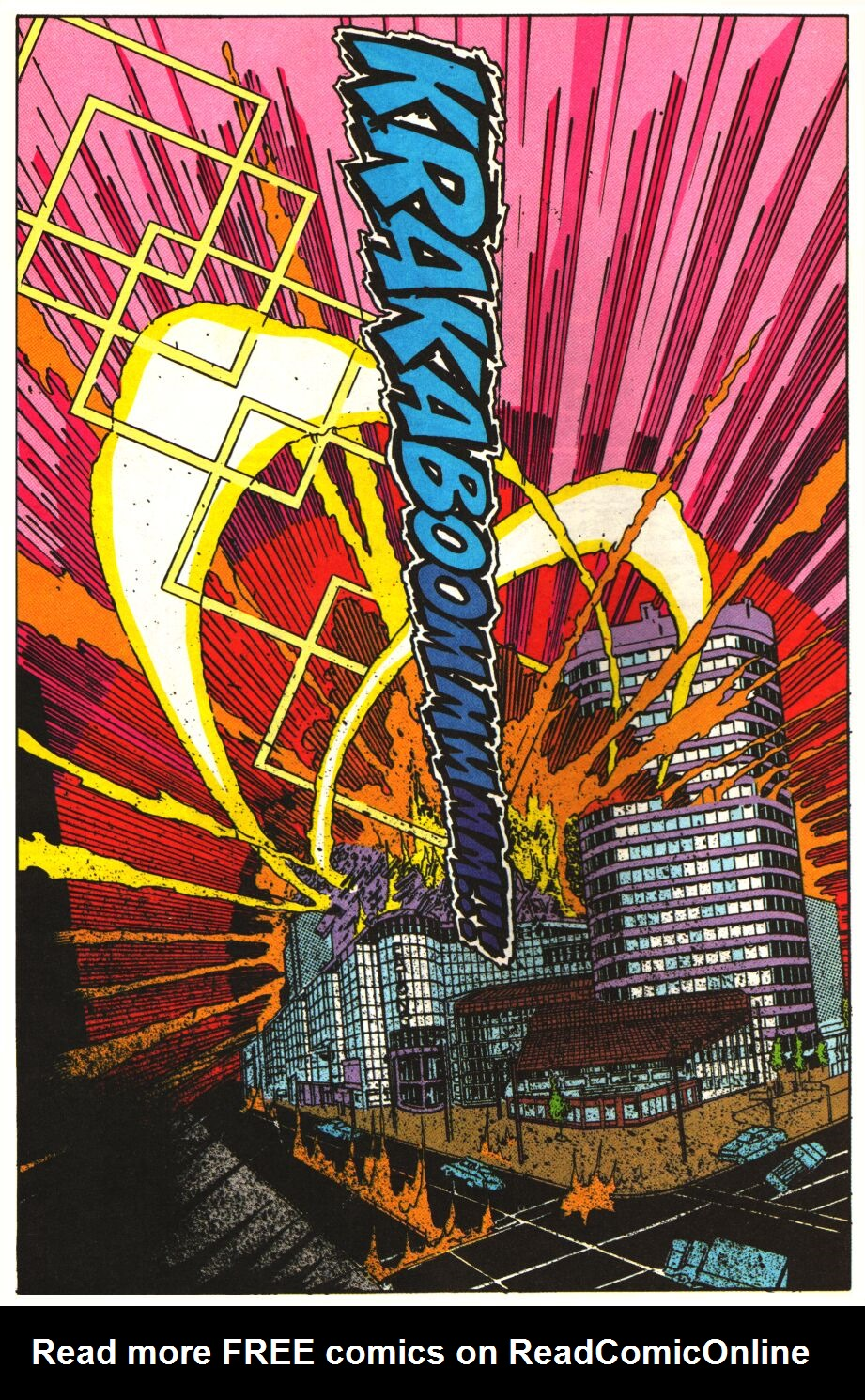 Read online Alpha Flight Special comic -  Issue #1 - 11
