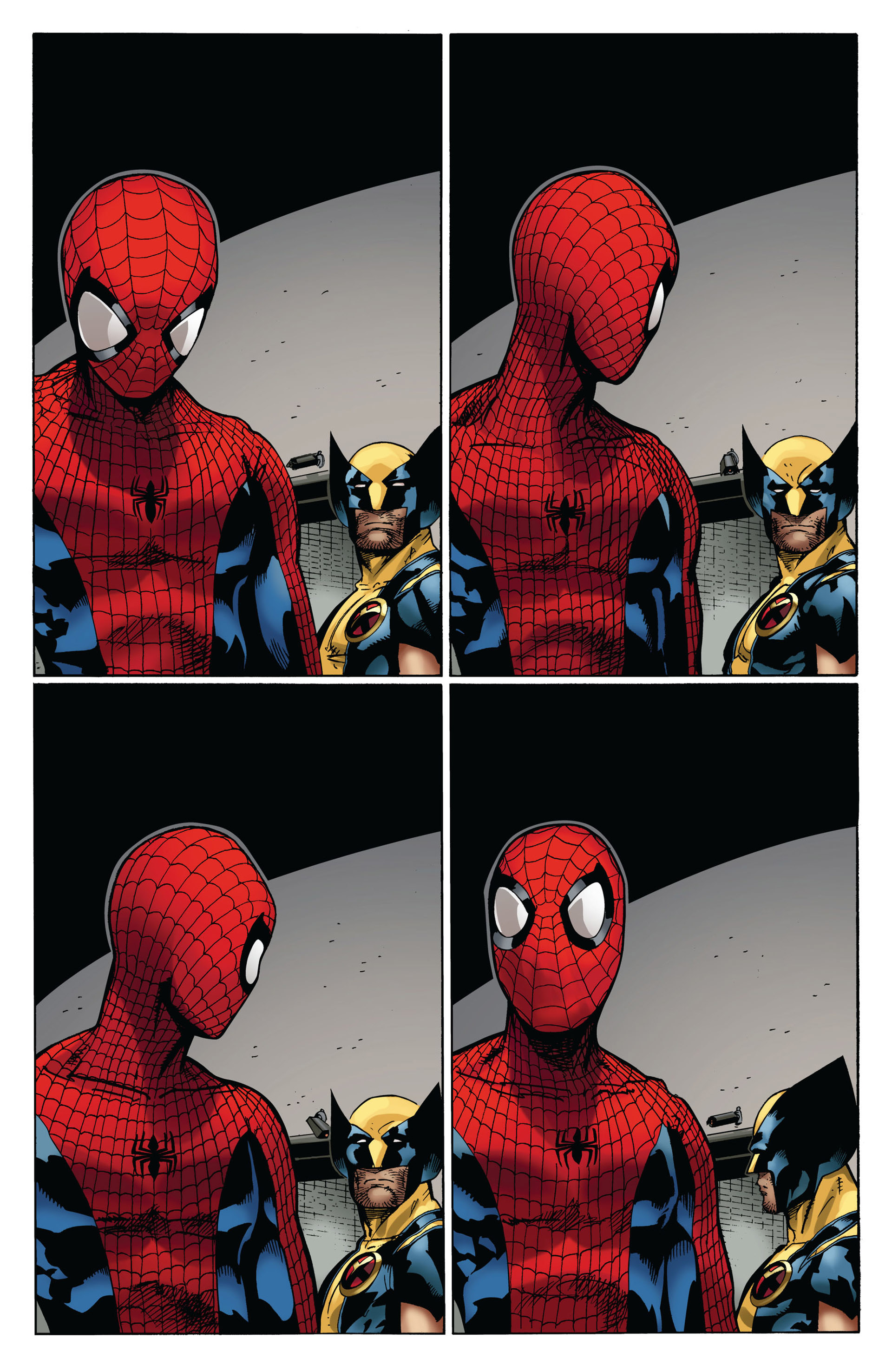 Read online Astonishing Spider-Man & Wolverine comic -  Issue #6 - 18