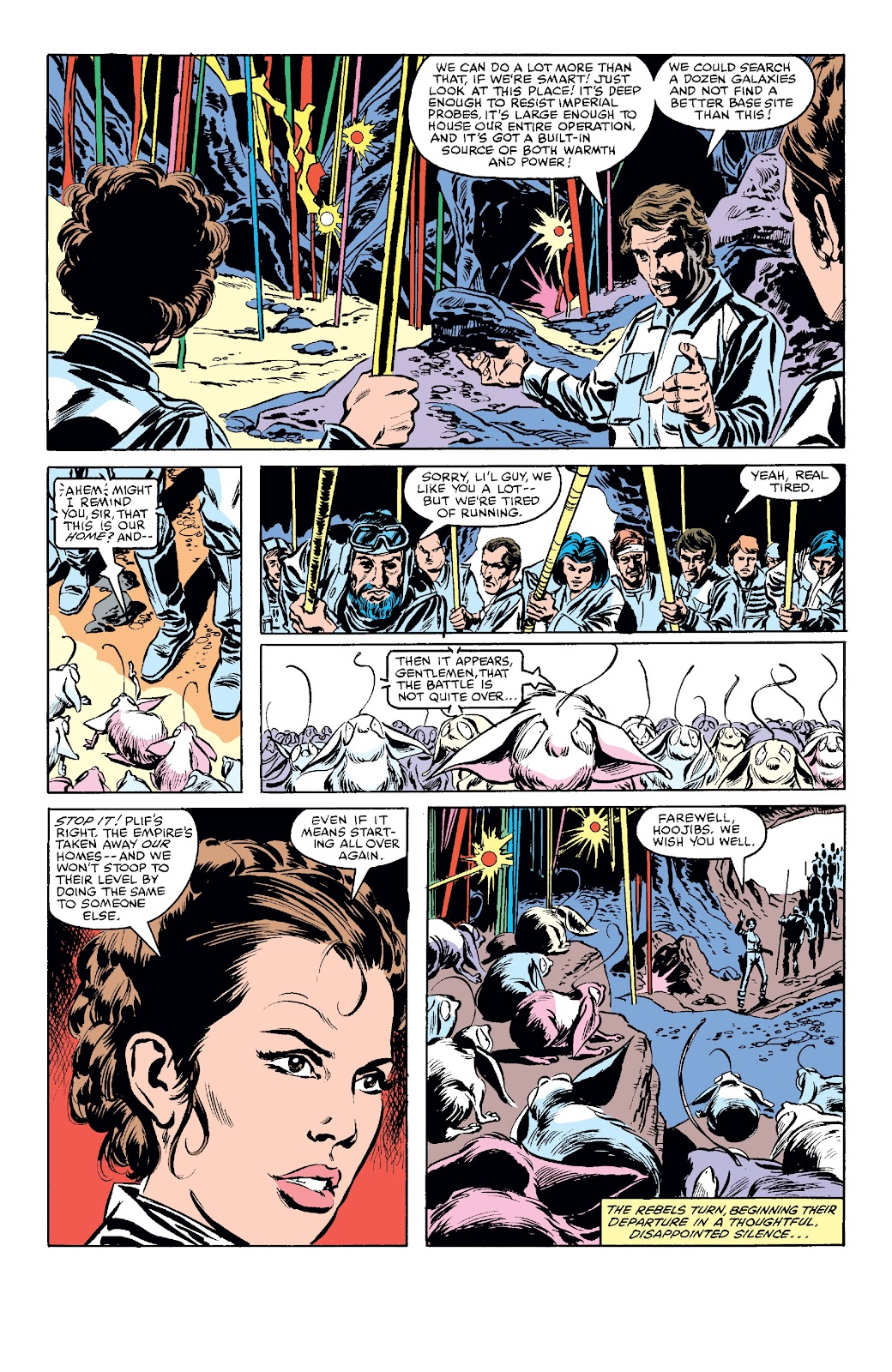 Read online Star Wars Legends: The Original Marvel Years - Epic Collection comic -  Issue # TPB 3 (Part 4) - 76