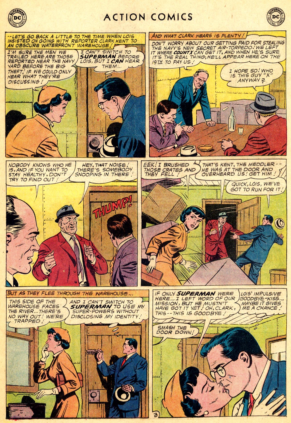 Read online Action Comics (1938) comic -  Issue #301 - 5