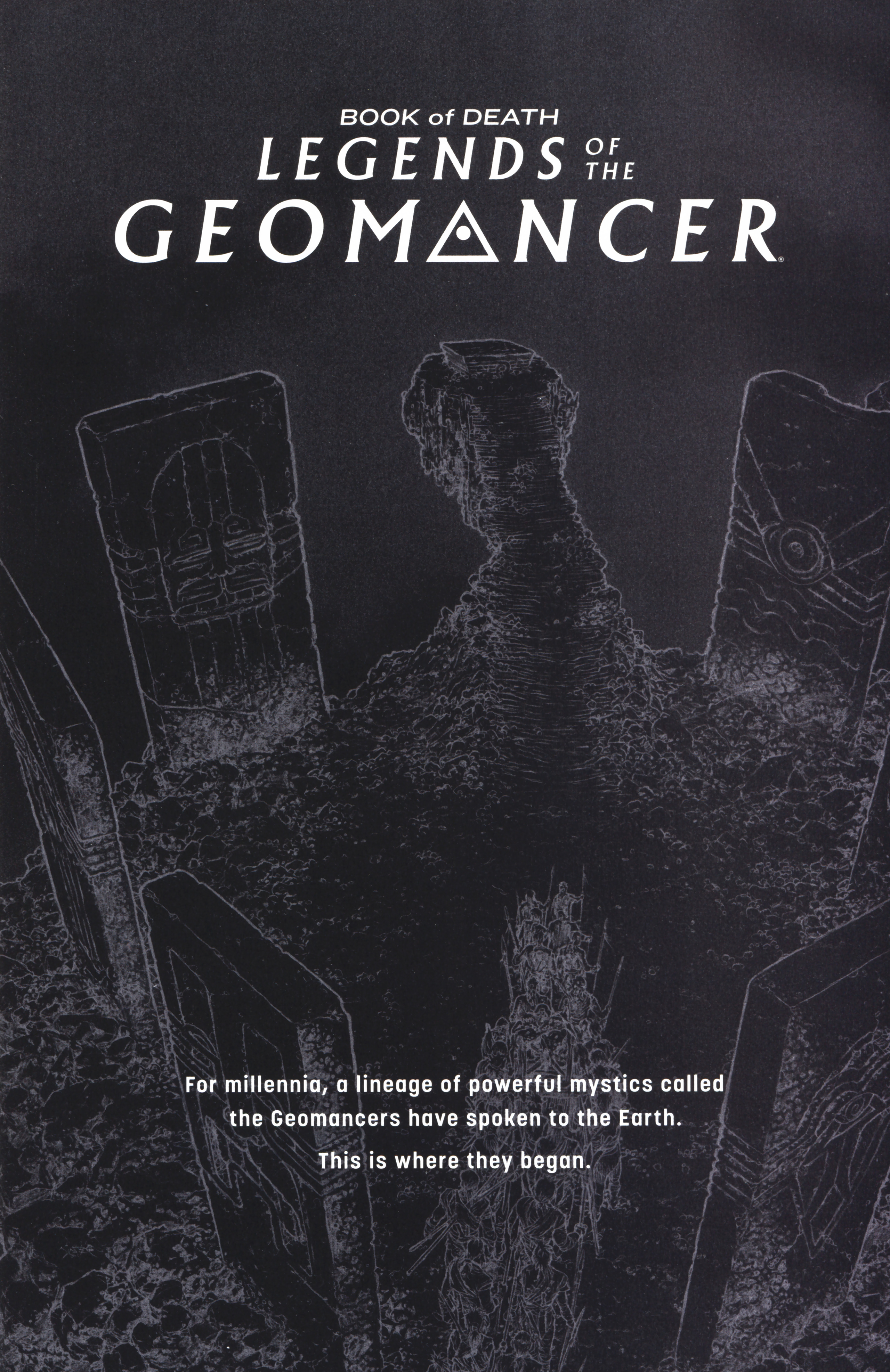 Read online Book of Death: Legends of the Geomancer comic -  Issue #1 - 3