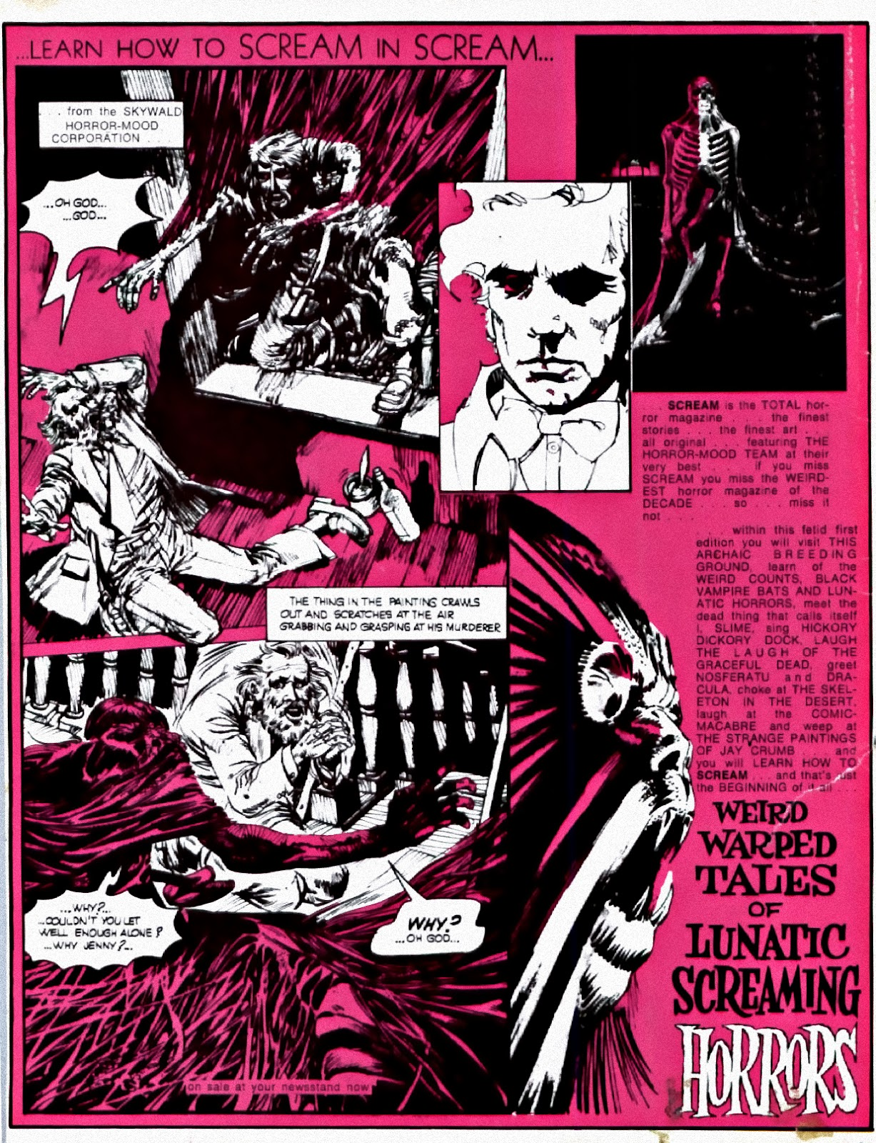 Nightmare (1970) issue 14 - Page 66