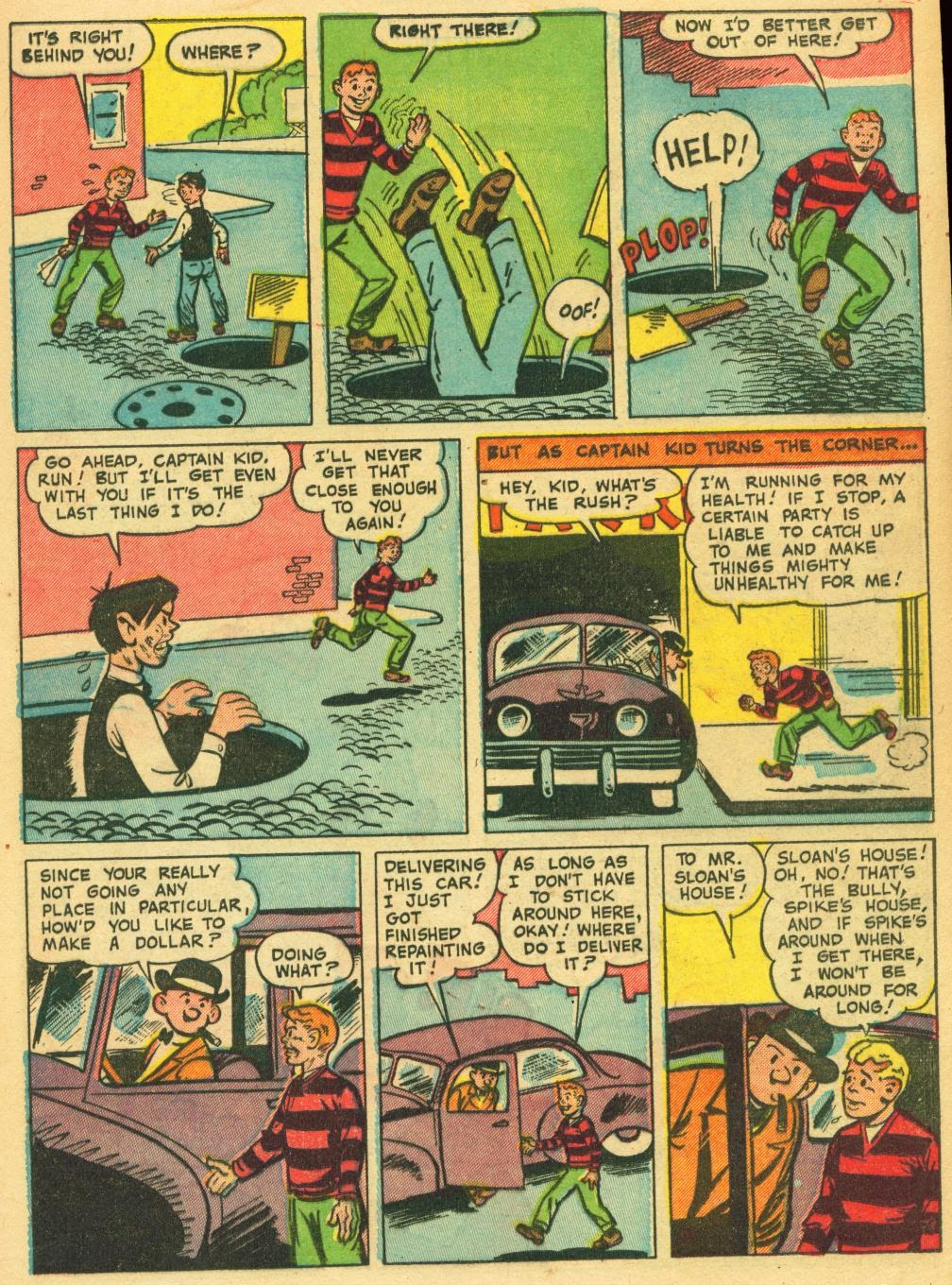Captain Marvel Adventures issue 131 - Page 25