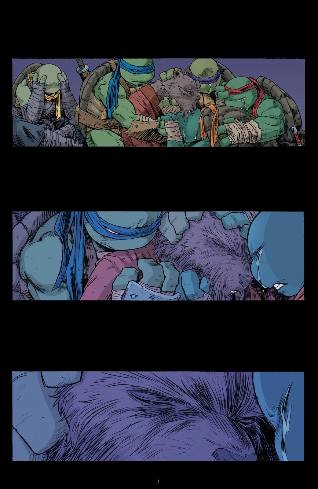 Read online Teenage Mutant Ninja Turtles (2011) comic -  Issue #101 - 3