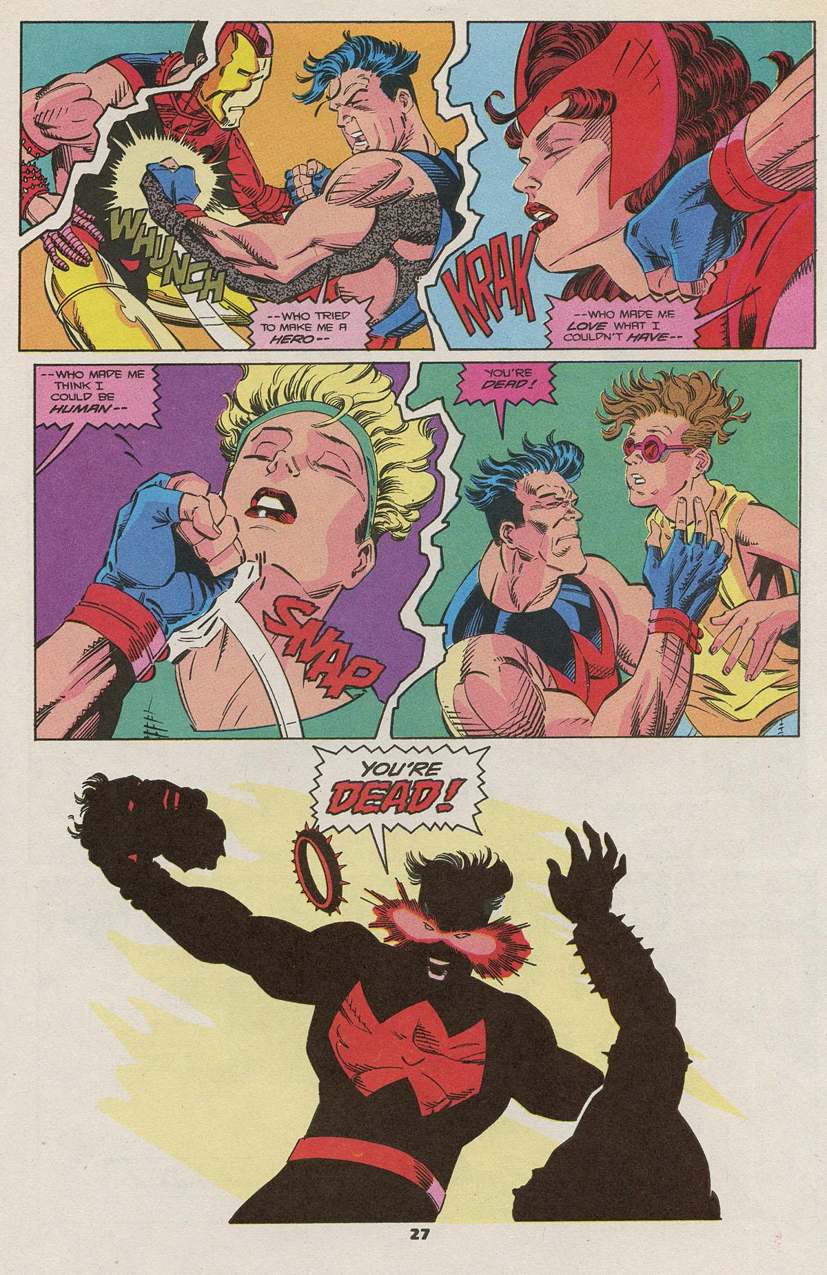 Read online Wonder Man (1991) comic -  Issue #15 - 18