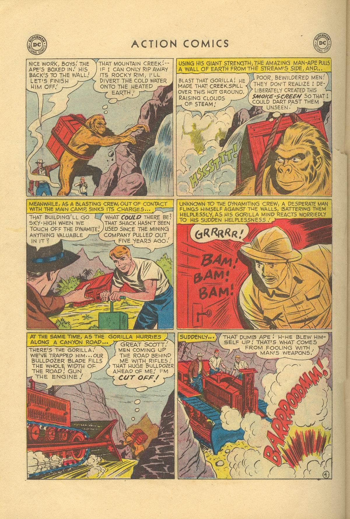 Action Comics (1938) 249 Page 21