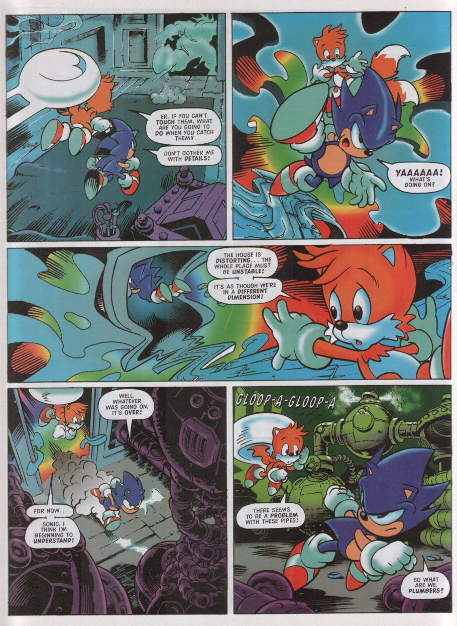 Read online Sonic the Comic comic -  Issue #126 - 7