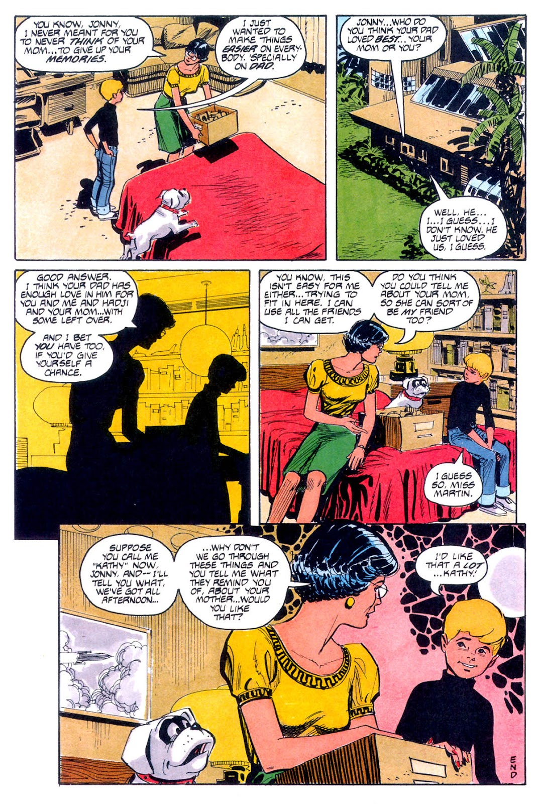 Jonny Quest (1986) issue 12 - Page 29