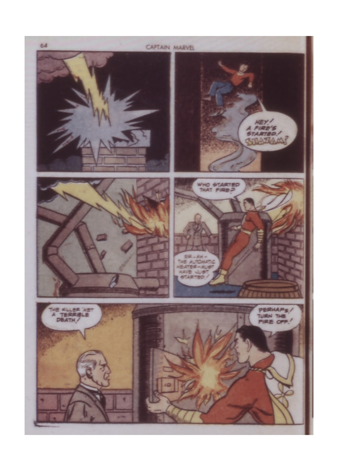 Captain Marvel Adventures issue 14 - Page 64