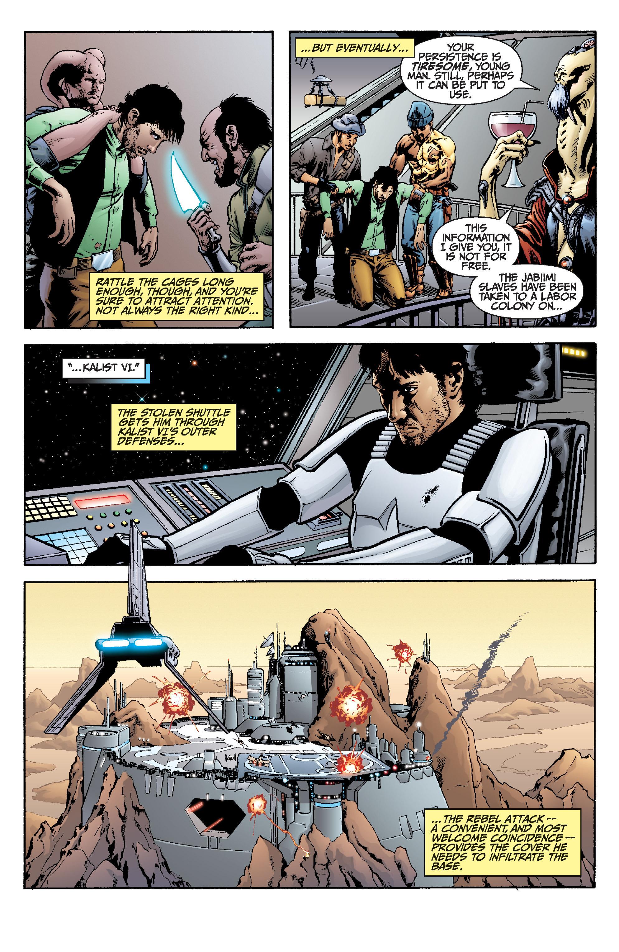 Read online Star Wars Omnibus comic -  Issue # Vol. 22 - 321