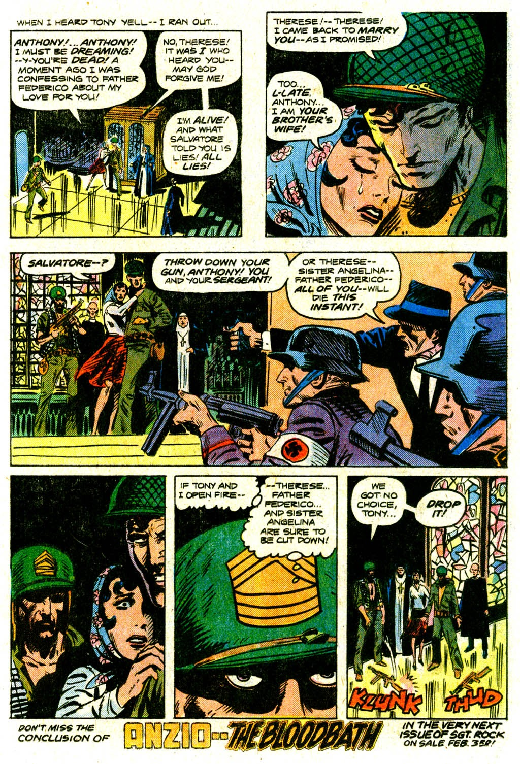 Read online Sgt. Rock comic -  Issue #303 - 20