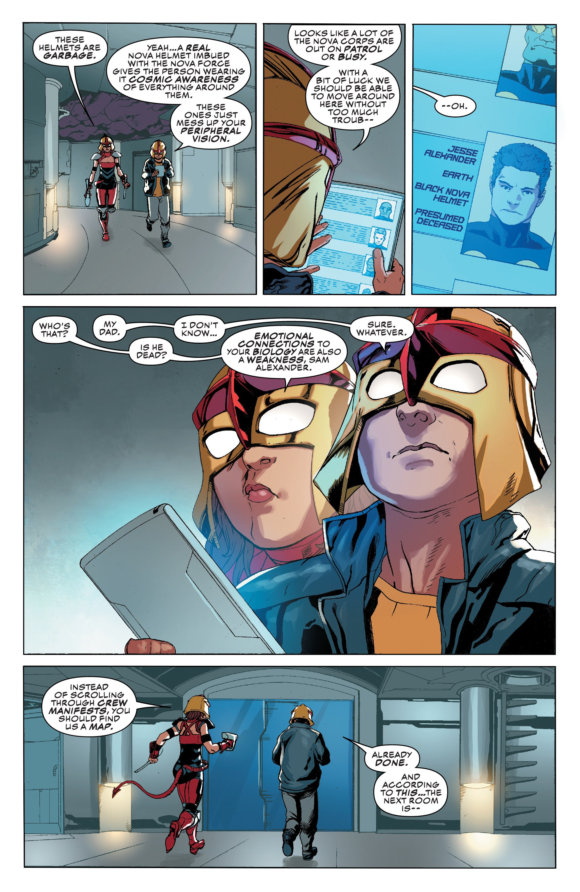 Read online Champions (2019) comic -  Issue #7 - 14