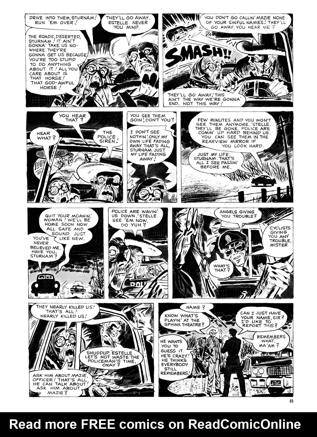 Read online Eerie Archives comic -  Issue # TPB 9 - 86