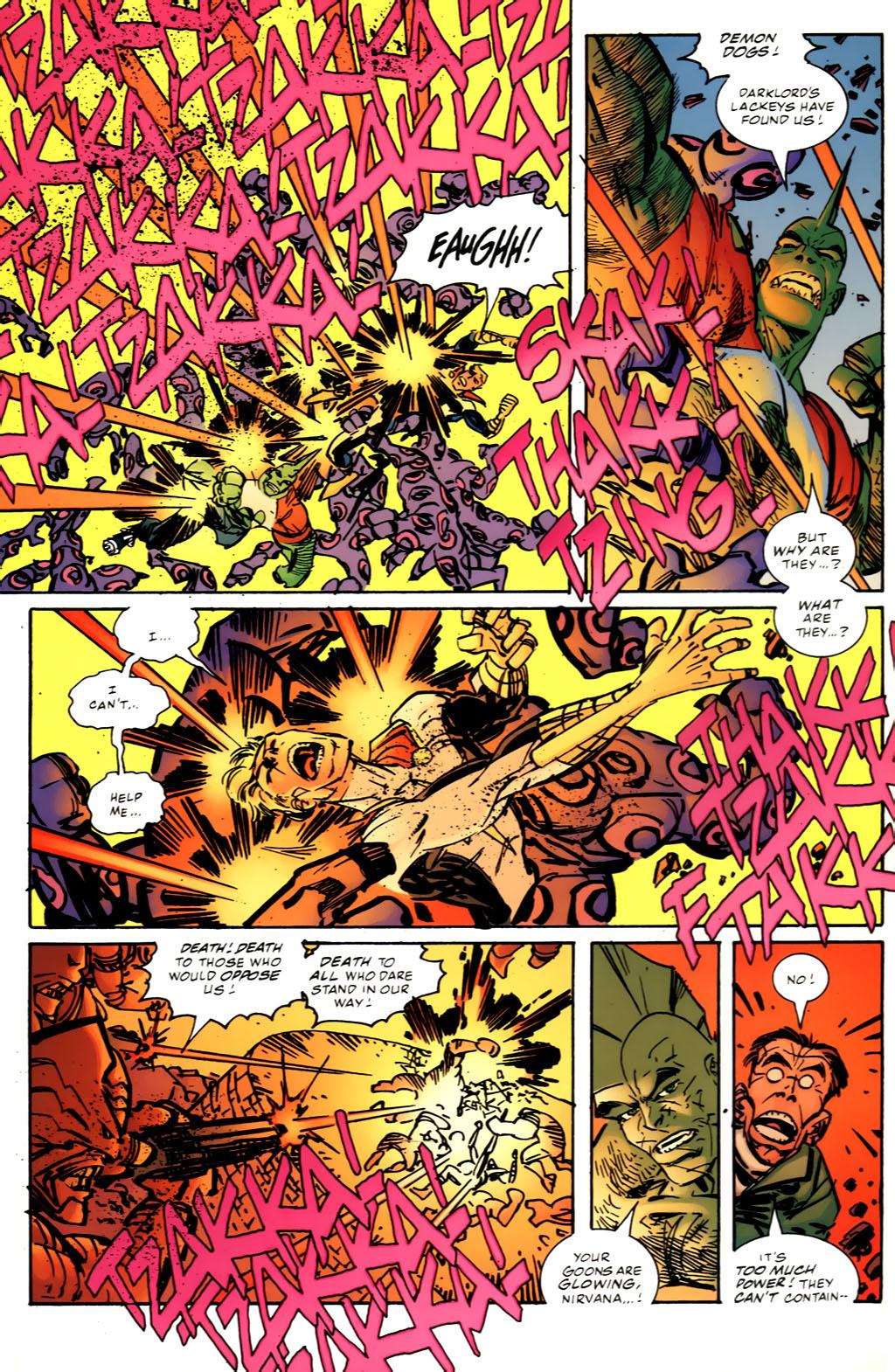 The Savage Dragon (1993) Issue #98 #101 - English 17