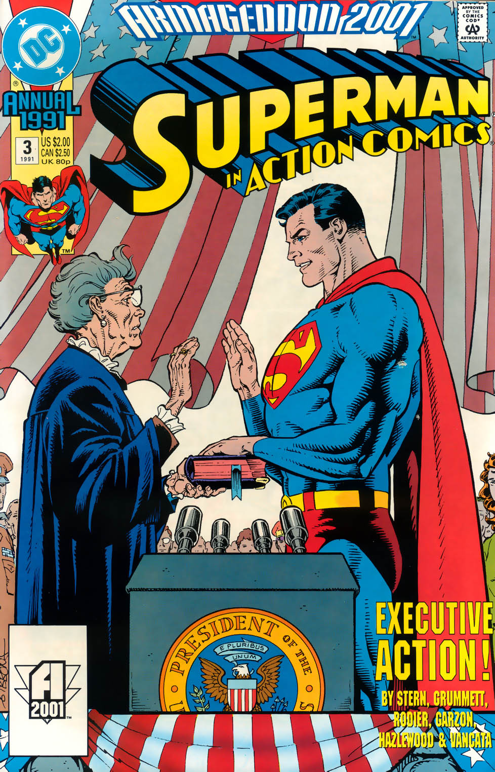 Read online Action Comics (1938) comic -  Issue #Action Comics (1938) _Annual 3 - 1