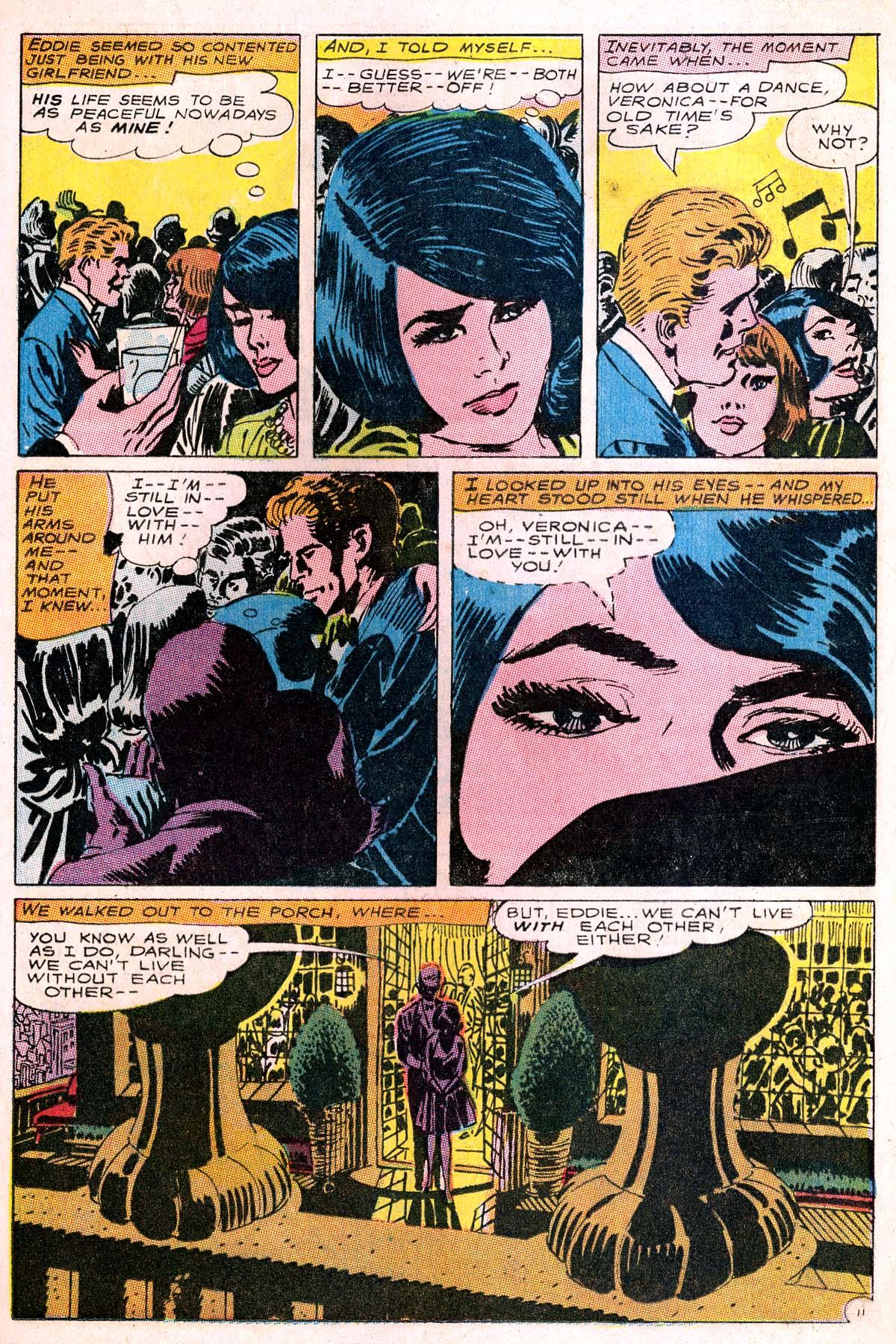 Read online Secret Hearts comic -  Issue #114 - 13