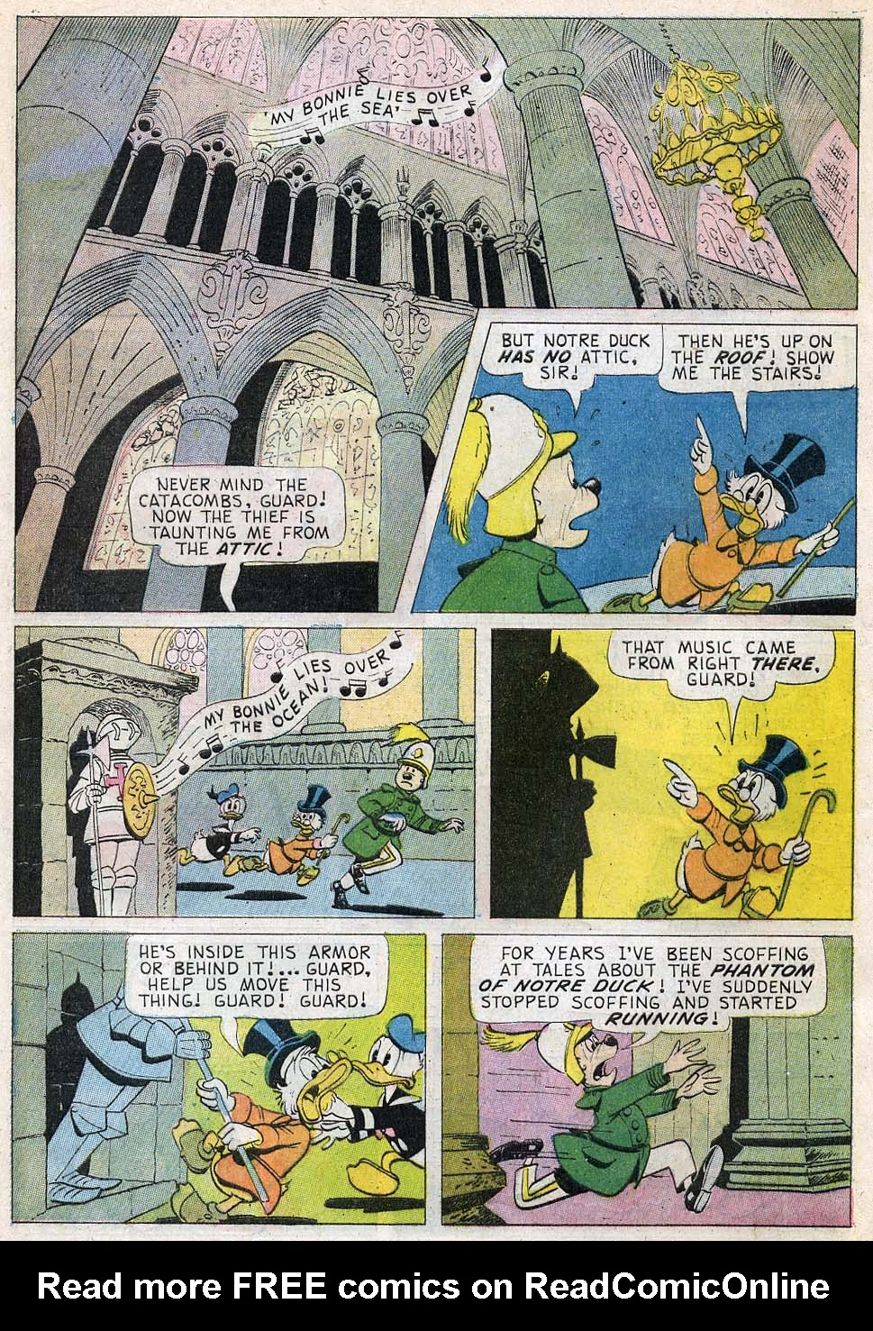 Read online Uncle Scrooge (1953) comic -  Issue #60 - 8