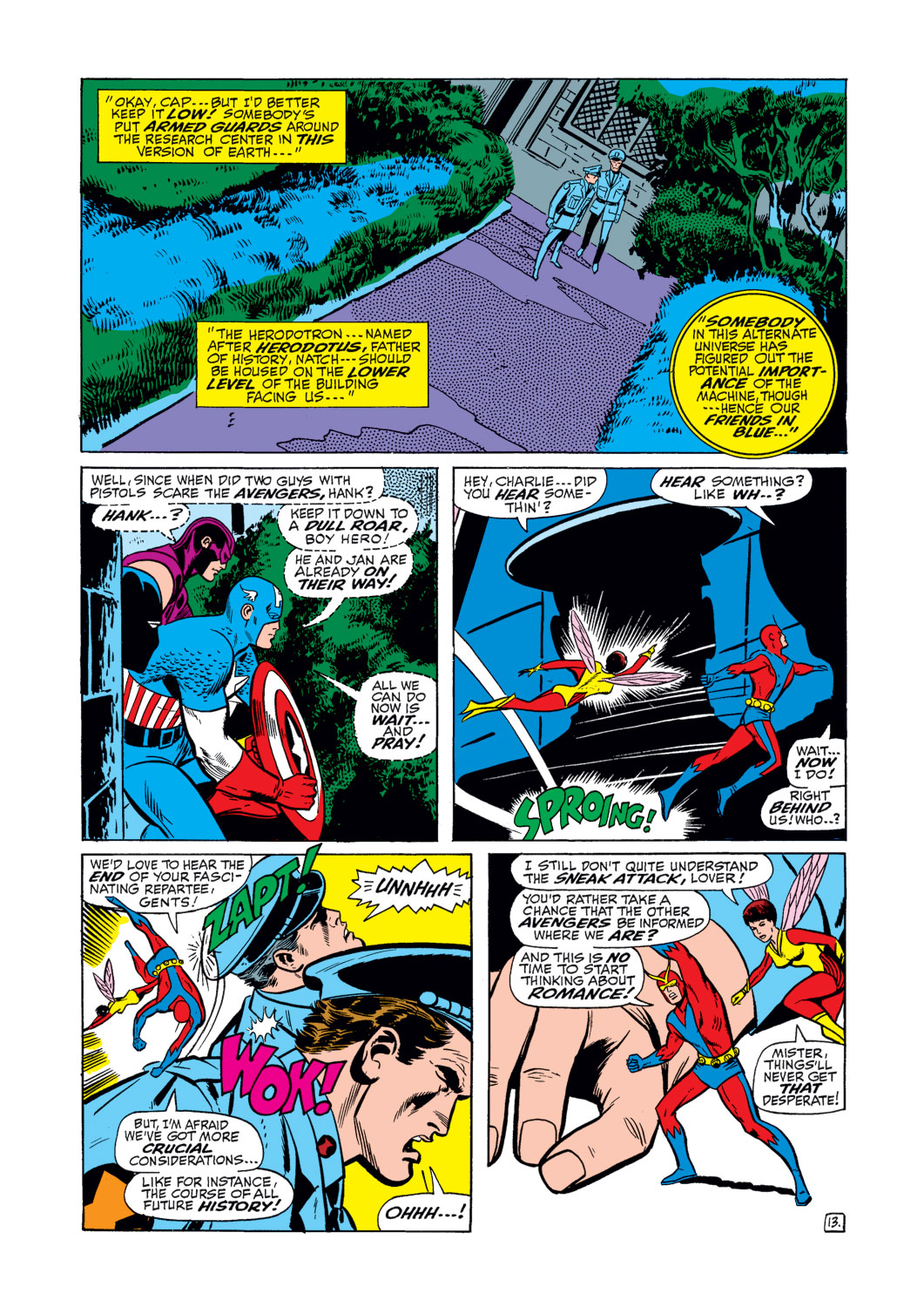 The Avengers (1963) _Annual_2 Page 13