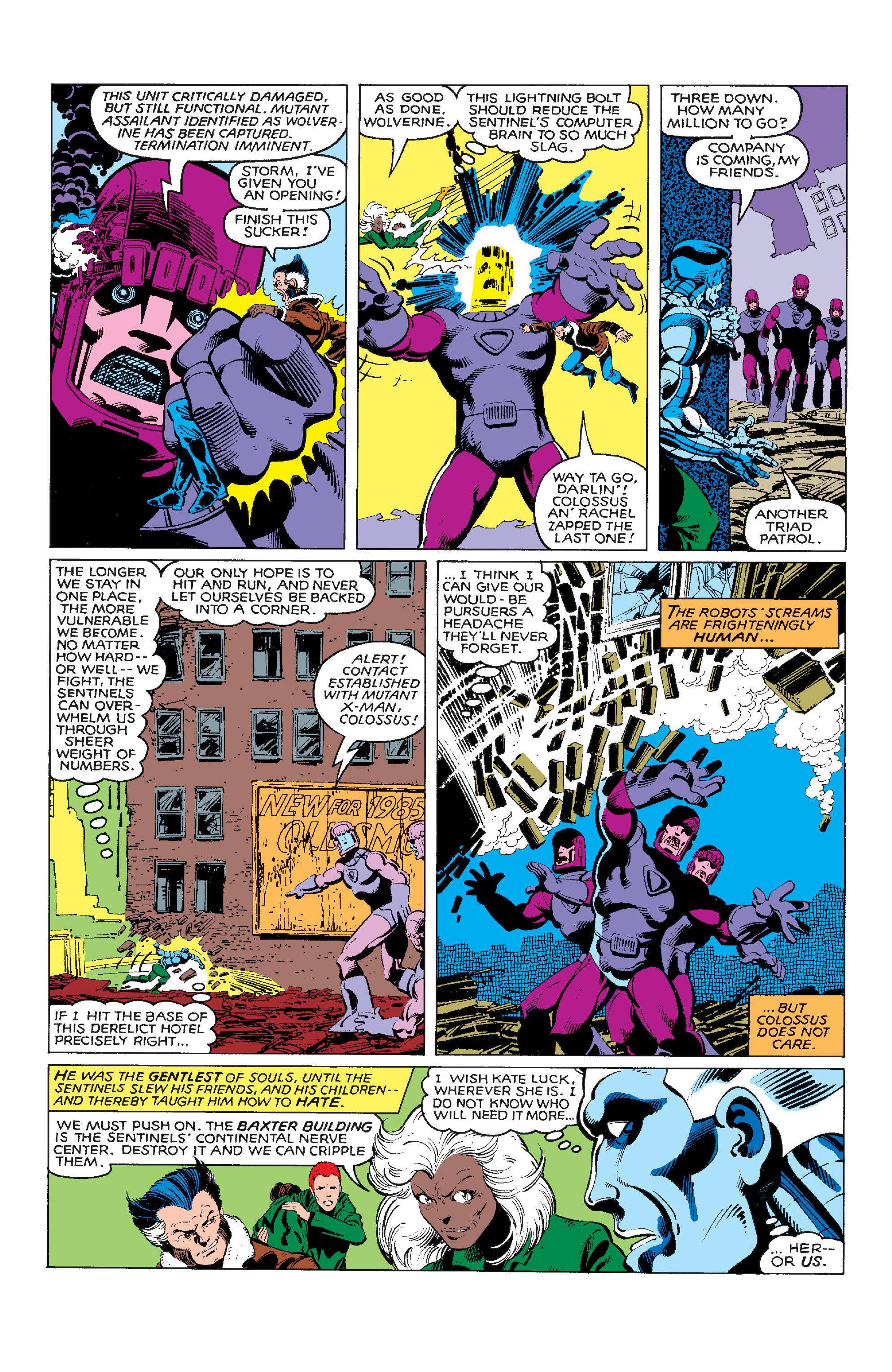 Uncanny X-Men (1963) 141 Page 17