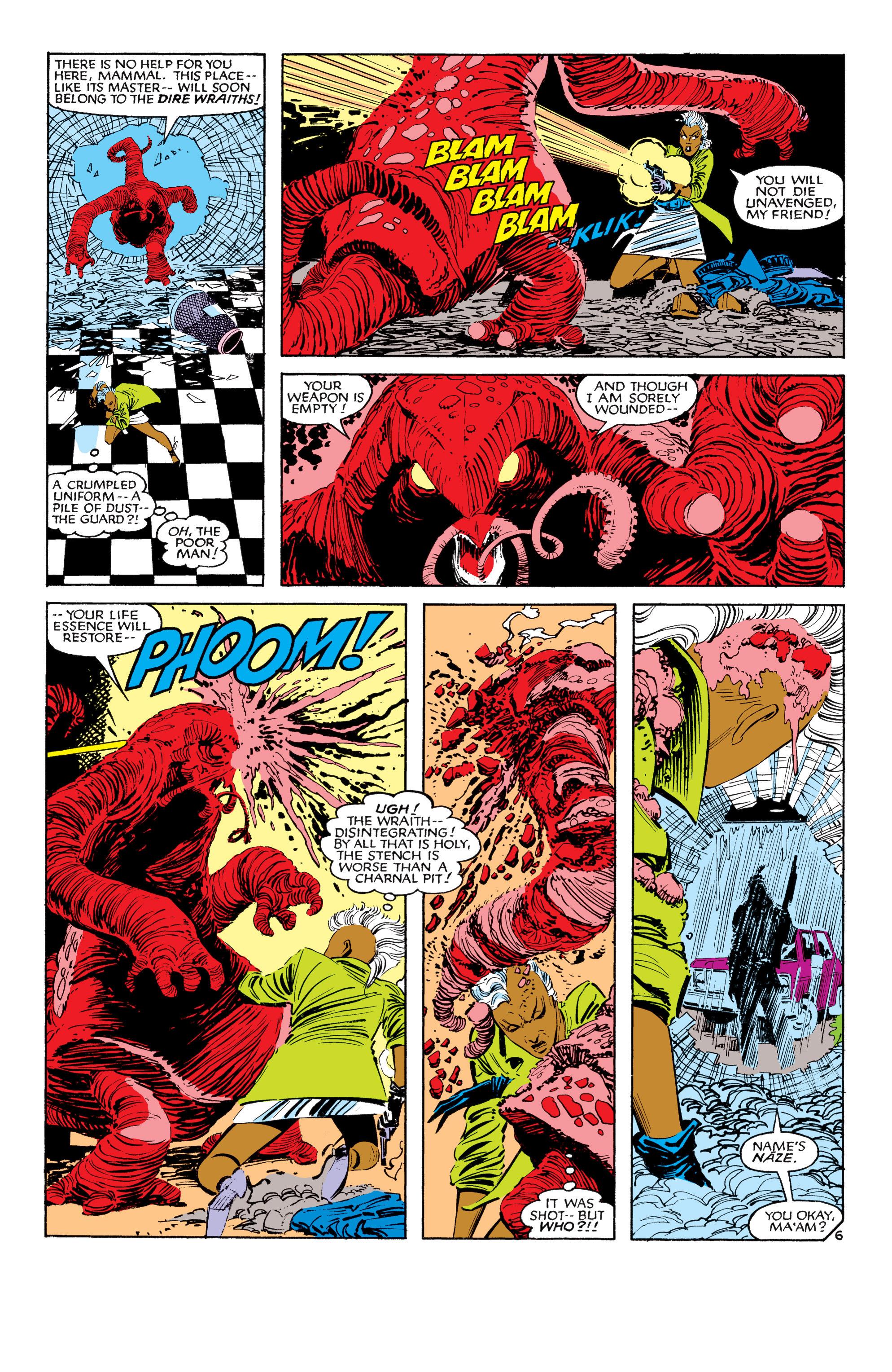 Read online Uncanny X-Men (1963) comic -  Issue #187 - 7