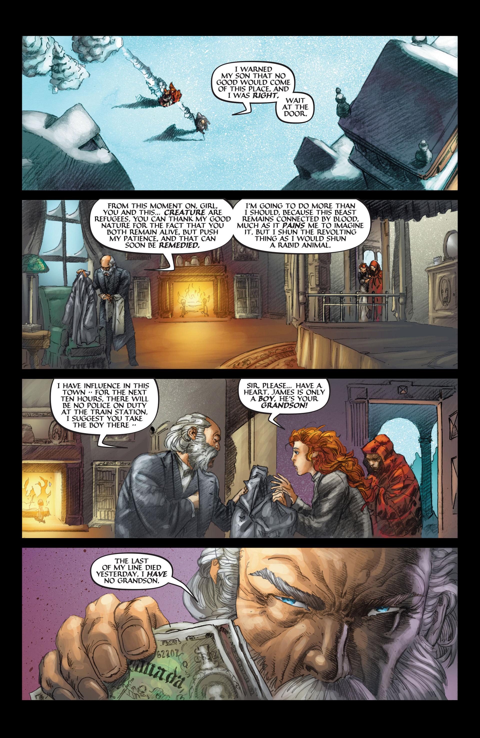 Read online Wolverine: The Origin comic -  Issue #3 - 18