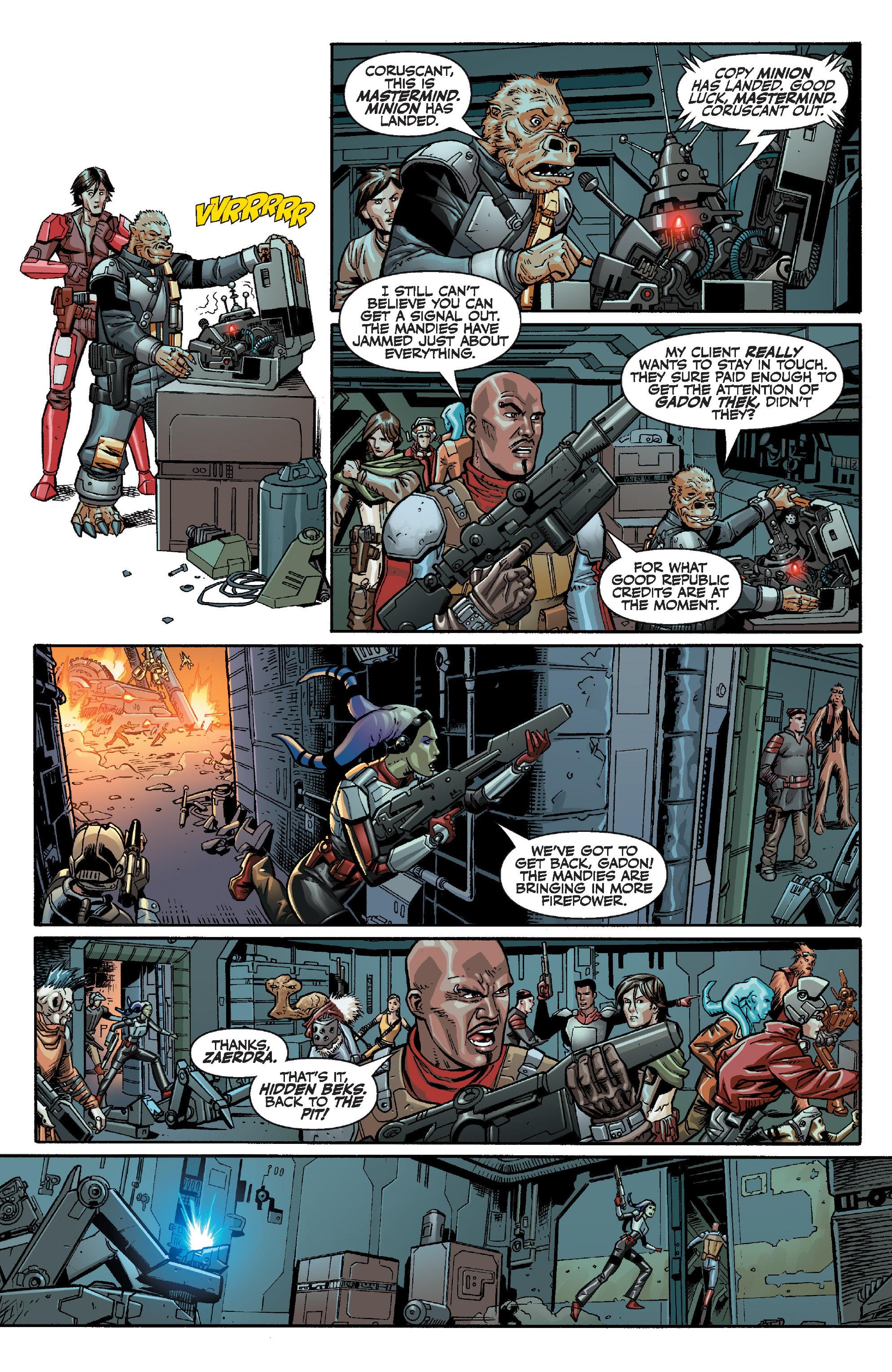 Read online Star Wars Omnibus comic -  Issue # Vol. 32 - 82