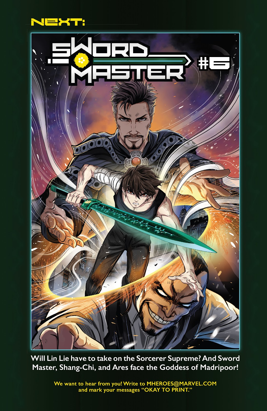 Read online Sword Master comic -  Issue #5 - 33