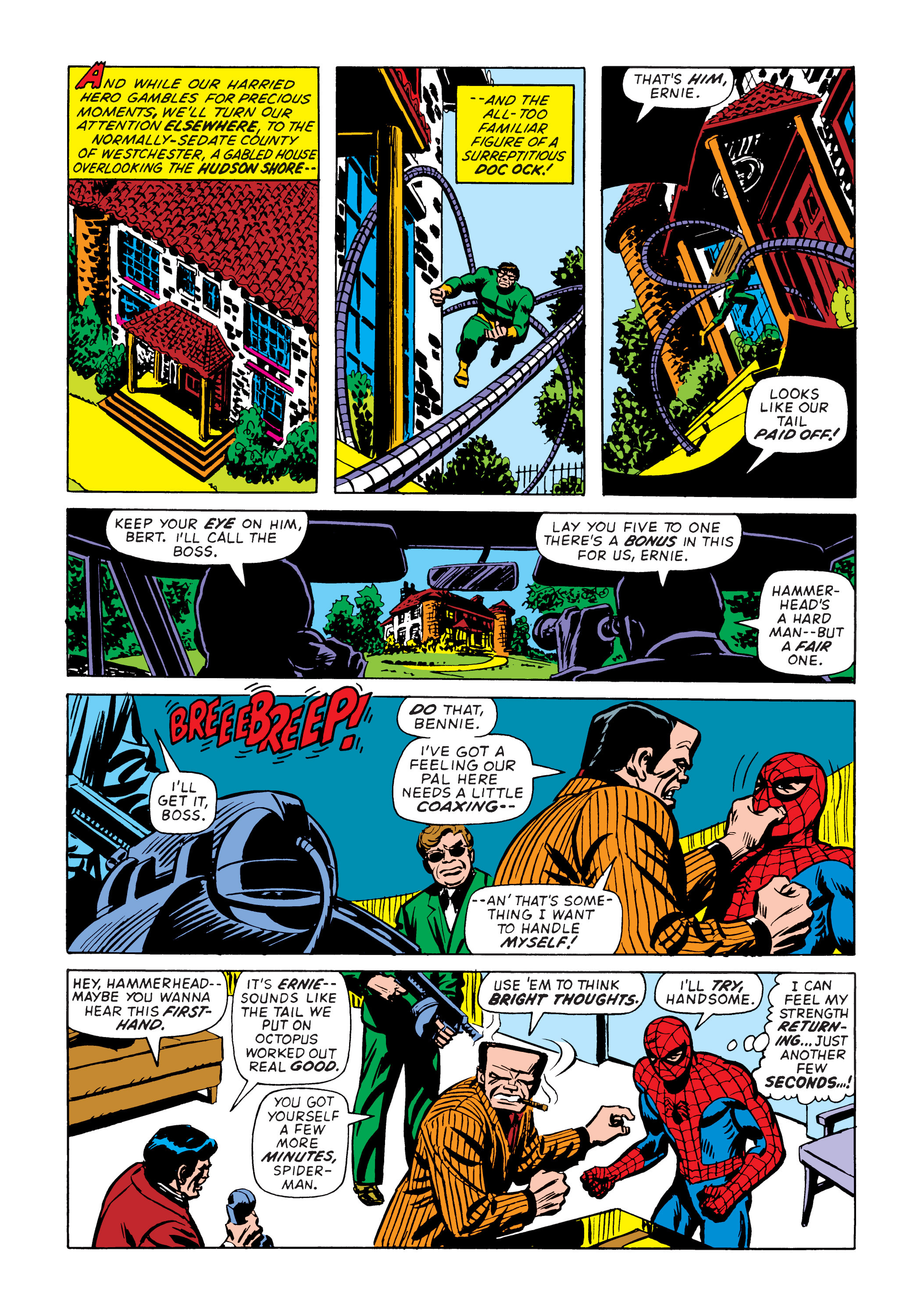 The Amazing Spider-Man (1963) 114 Page 10