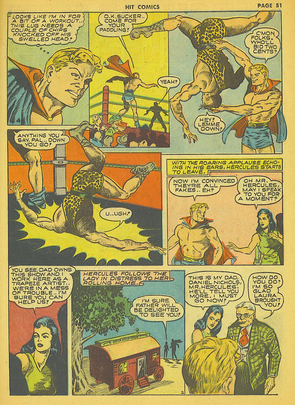 Read online Hit Comics comic -  Issue #21 - 53