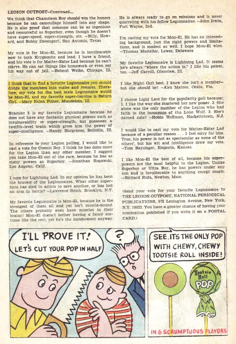 Read online Adventure Comics (1938) comic -  Issue #338 - 34