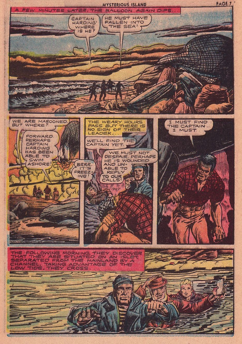 Classics Illustrated issue 34 - Page 8