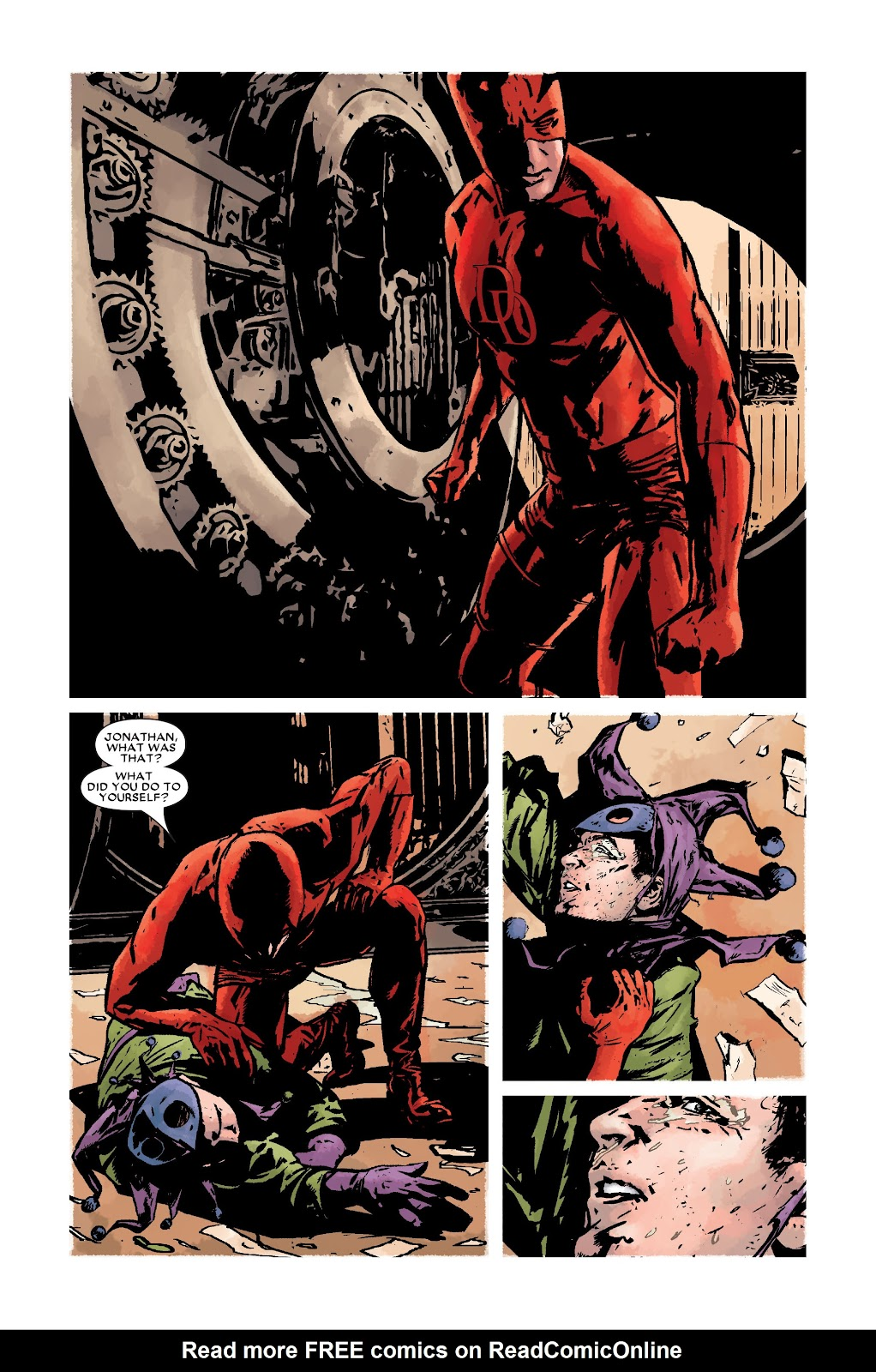 Read online Daredevil (1998) comic -  Issue # _Ultimate_Collection TPB 3 (Part 3) - 11
