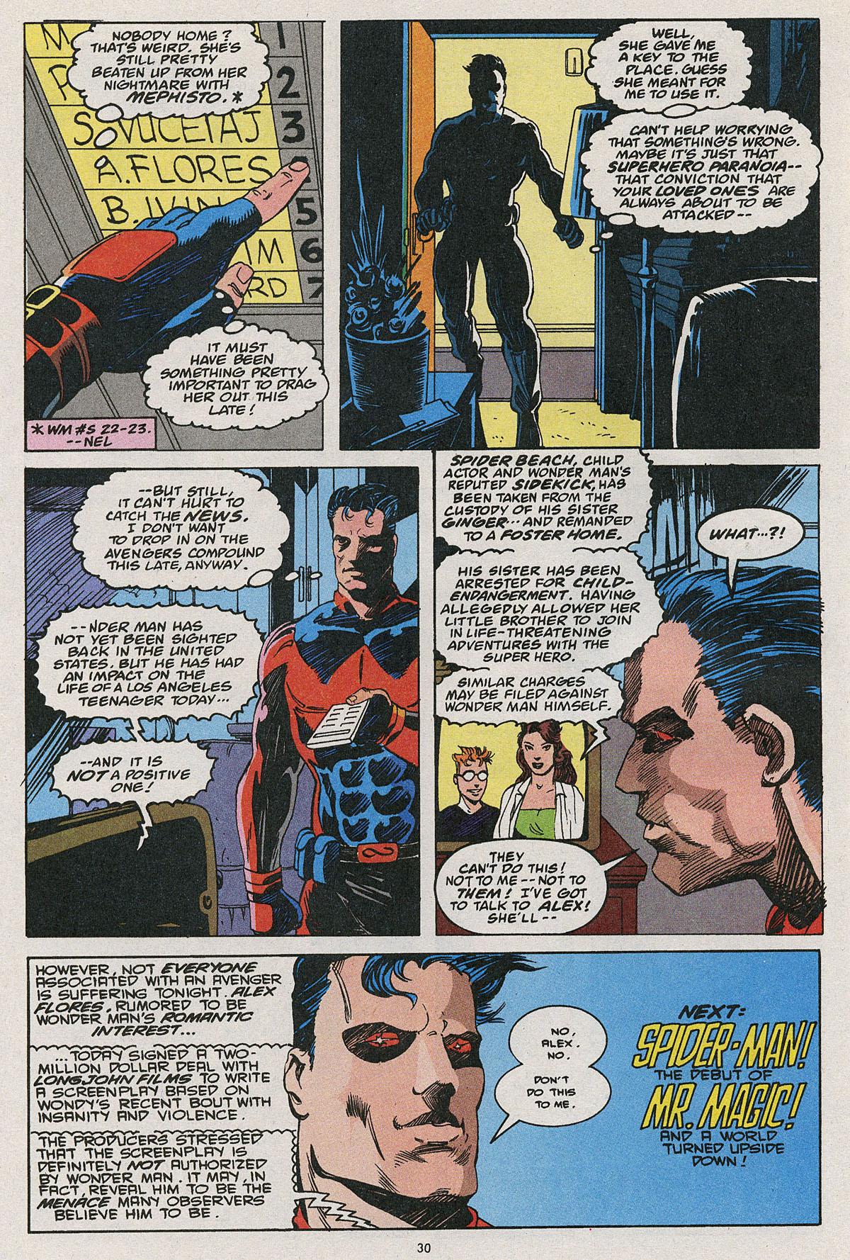 Read online Wonder Man (1991) comic -  Issue #27 - 23