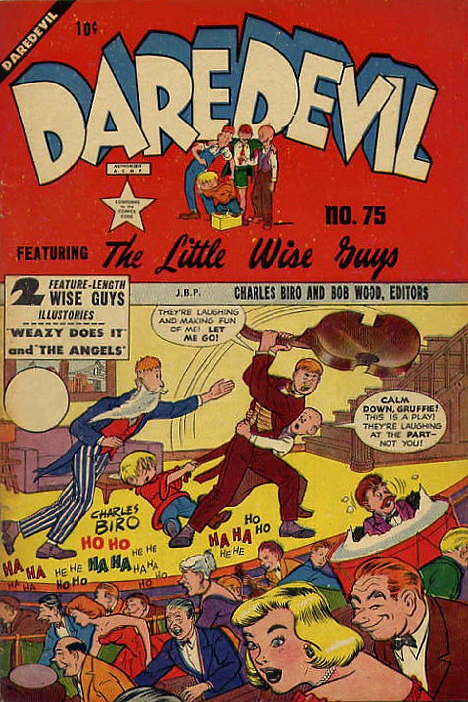 Daredevil (1941) 75 Page 1