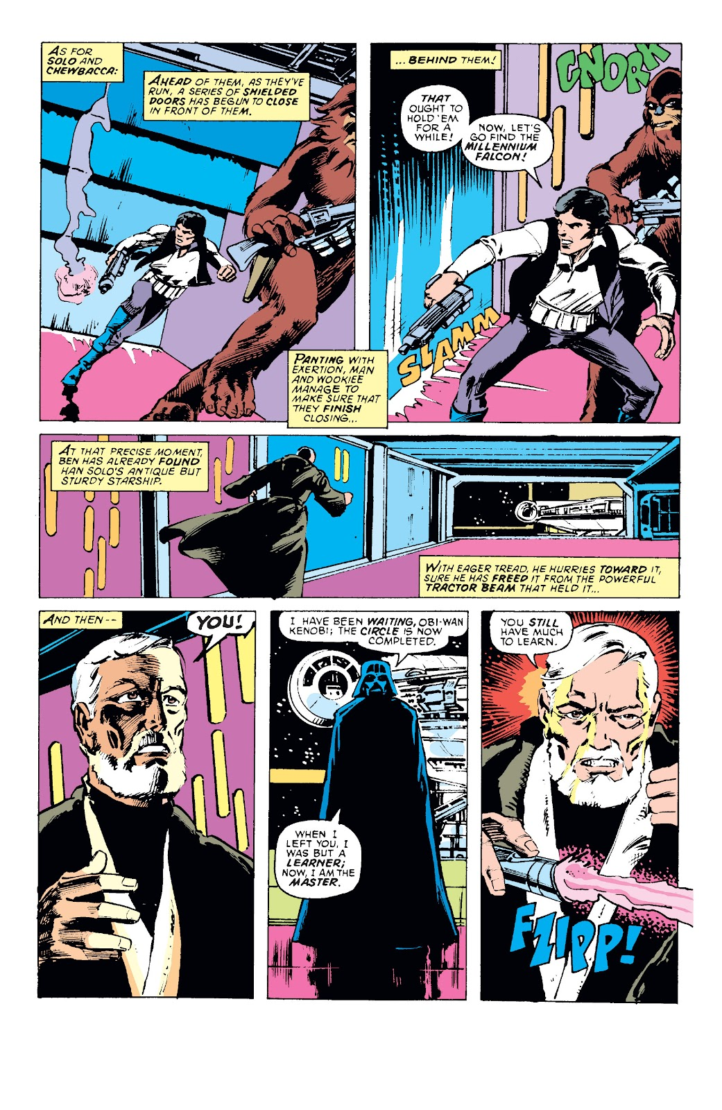 Star Wars (1977) Issue #4 #7 - English 13
