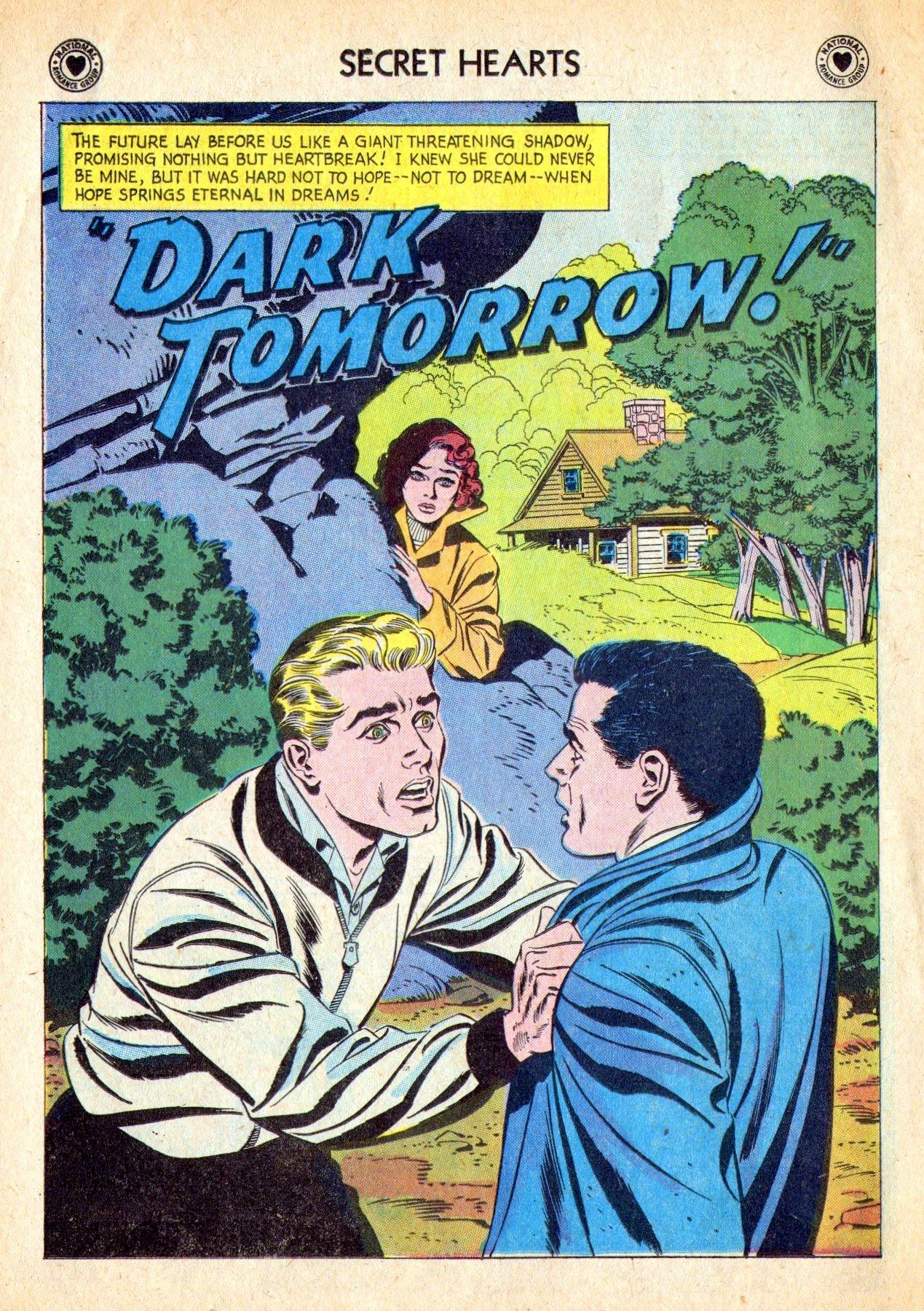 Read online Secret Hearts comic -  Issue #53 - 26