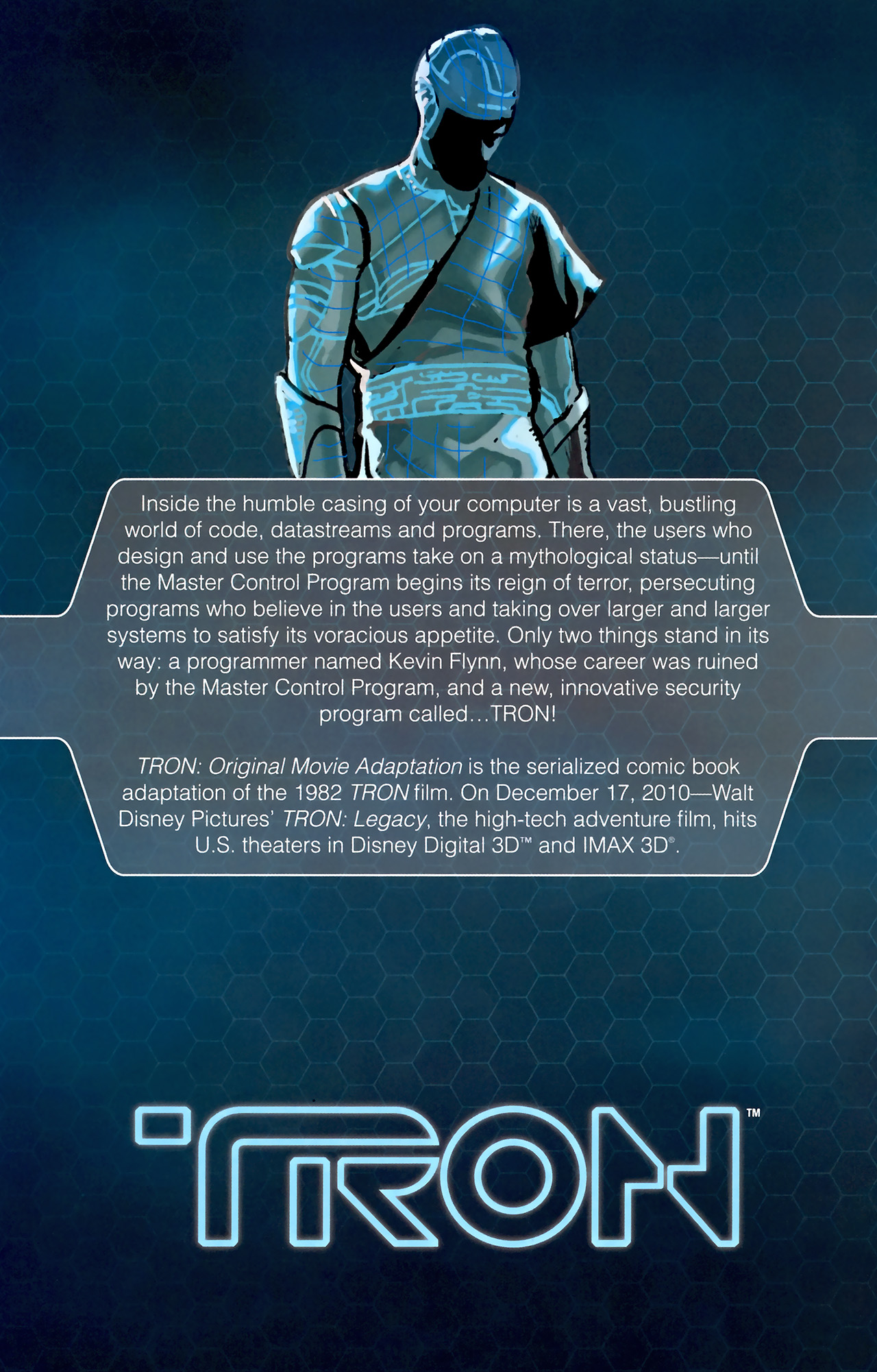 Read online TRON: Original Movie Adaptation comic -  Issue #1 - 37