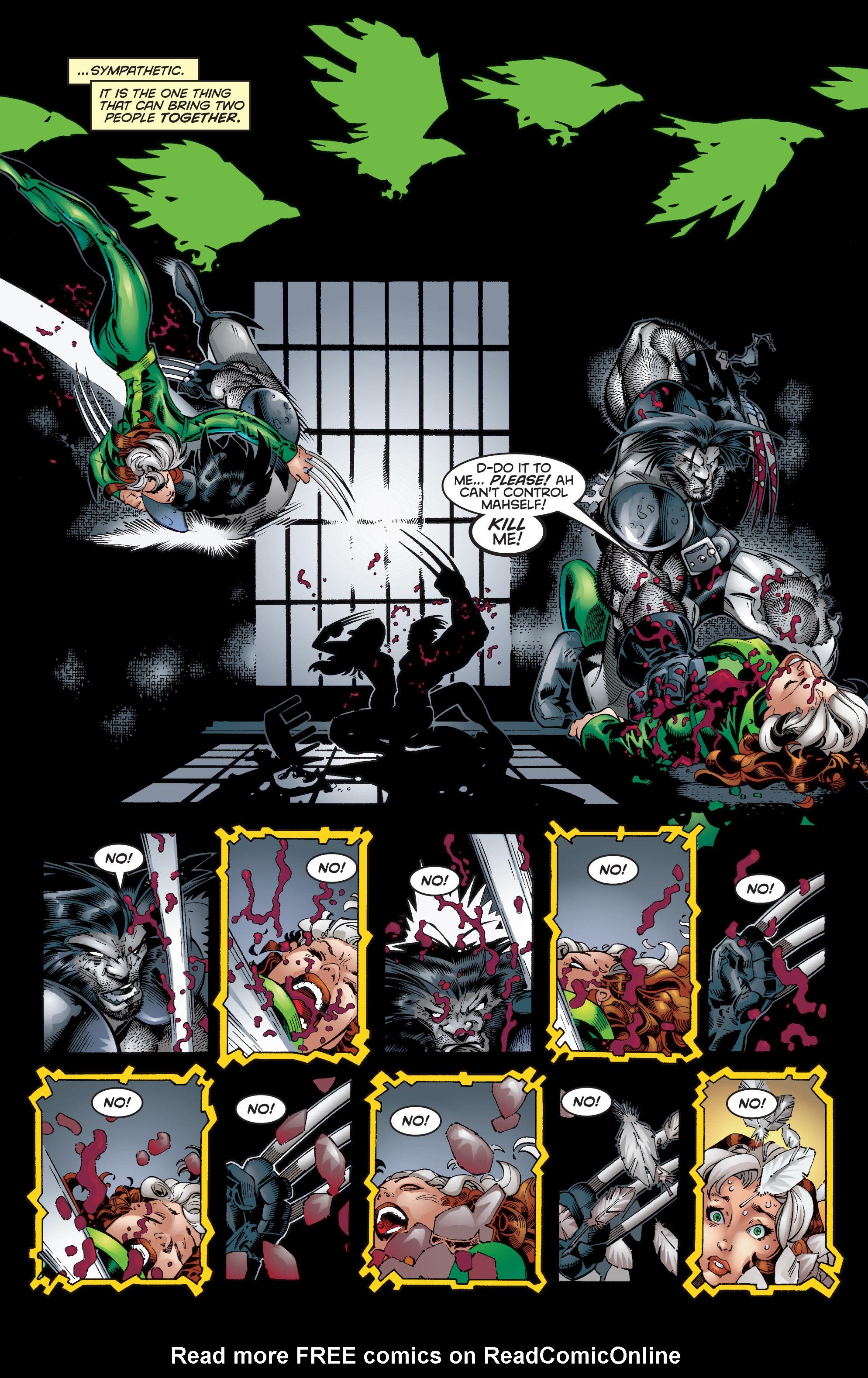 Read online Uncanny X-Men (1963) comic -  Issue #353 - 6