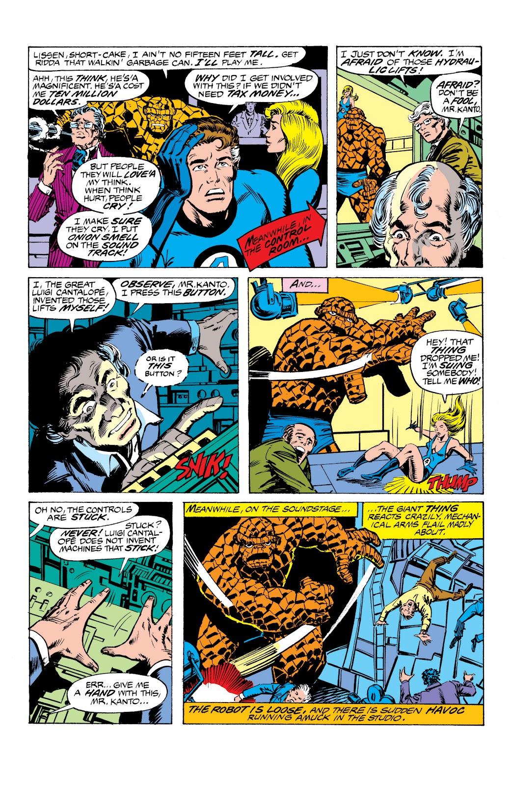Read online Marvel Masterworks: The Inhumans comic -  Issue # TPB 2 (Part 3) - 53