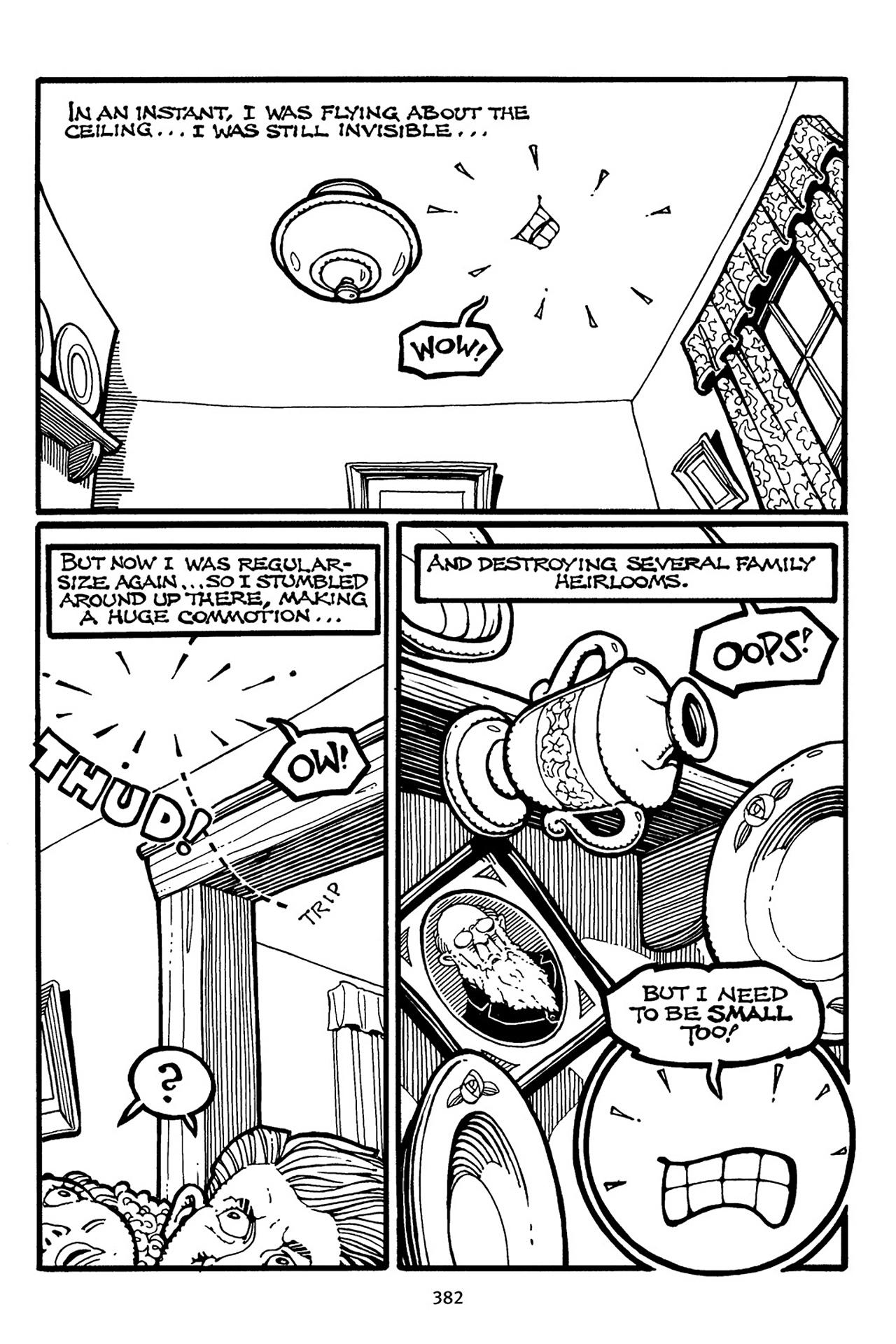 Read online Adventures Of The Mask Omnibus comic -  Issue #Adventures Of The Mask Omnibus Full - 381