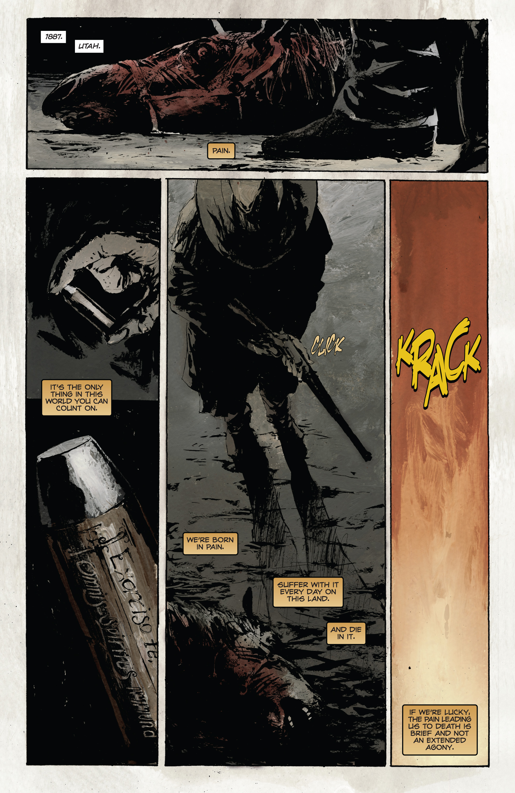 Read online Dead Irons comic -  Issue # TPB - 8