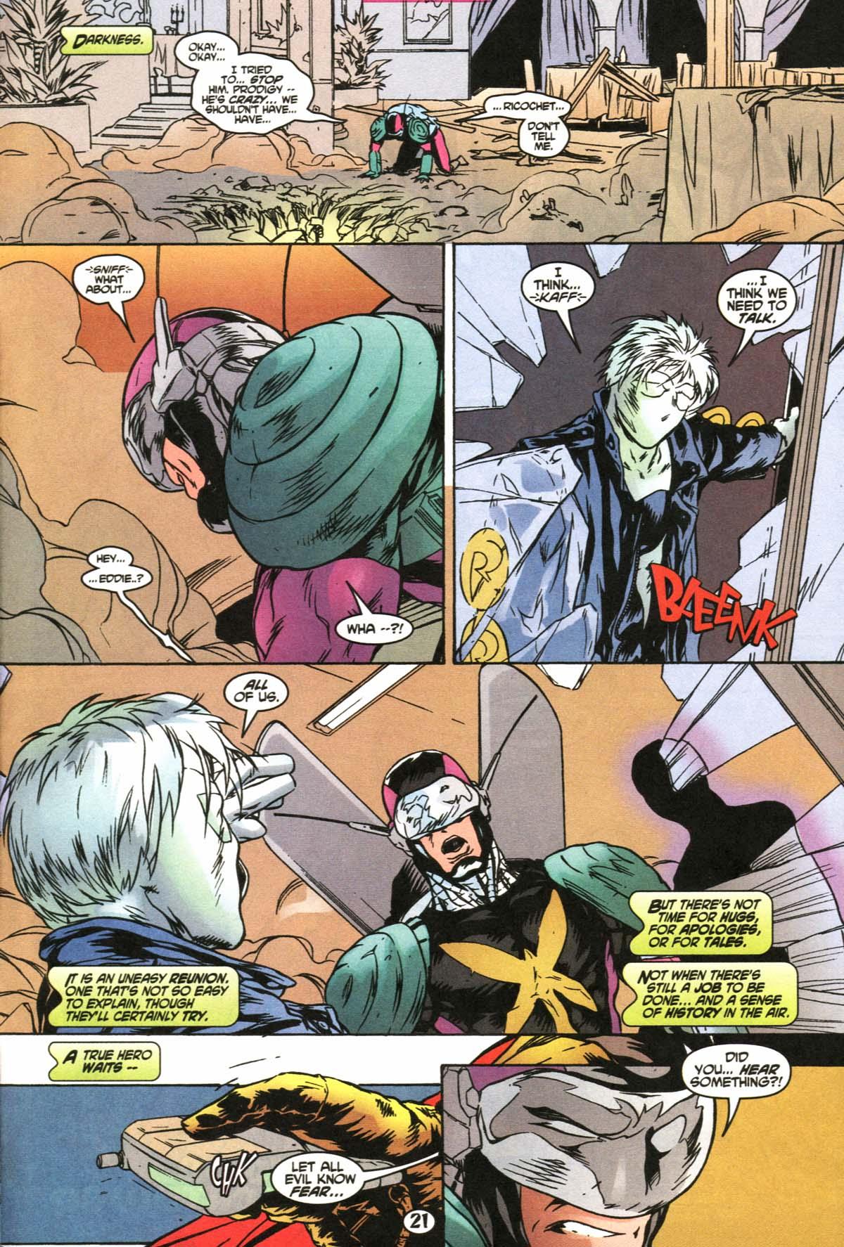 Read online Slingers comic -  Issue #4 - 22