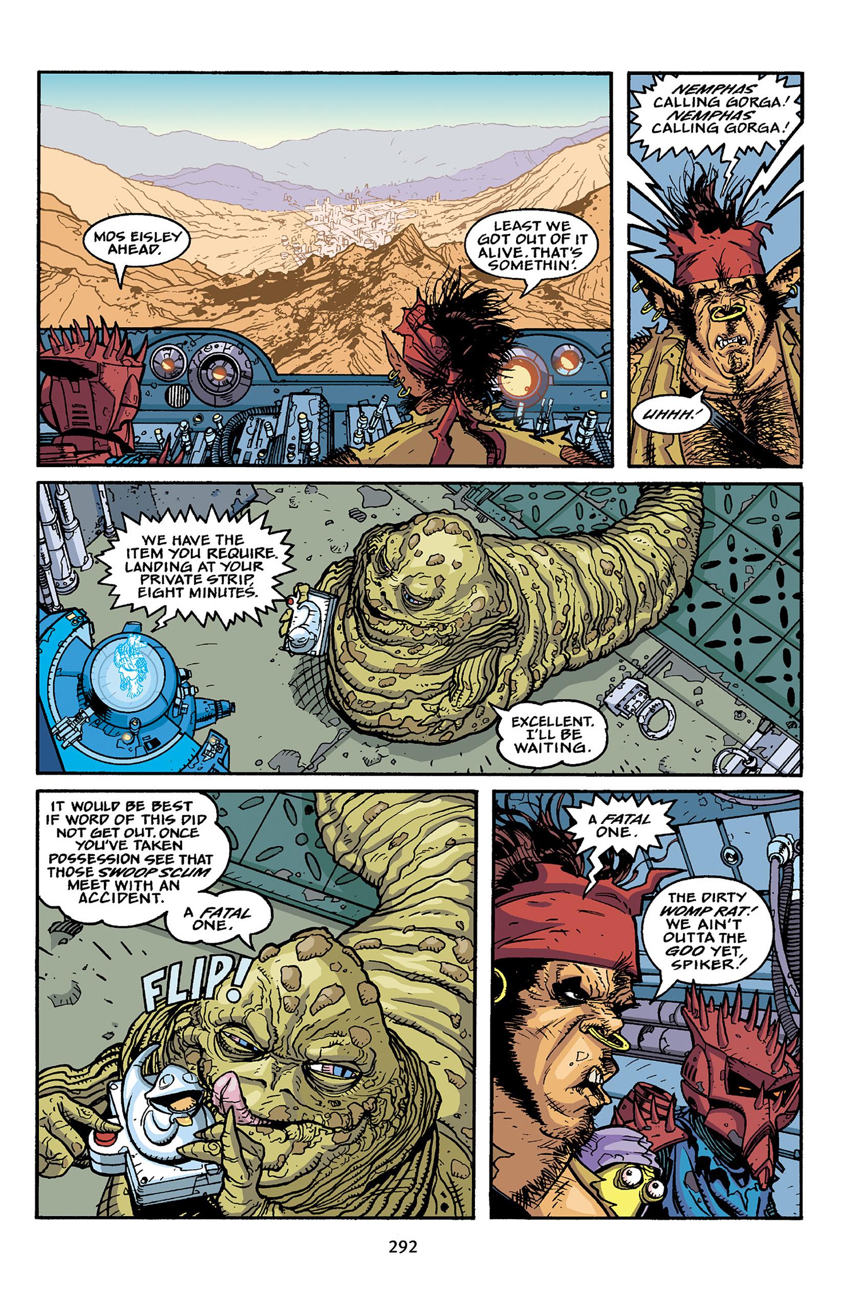 Read online Star Wars Omnibus comic -  Issue # Vol. 30 - 289