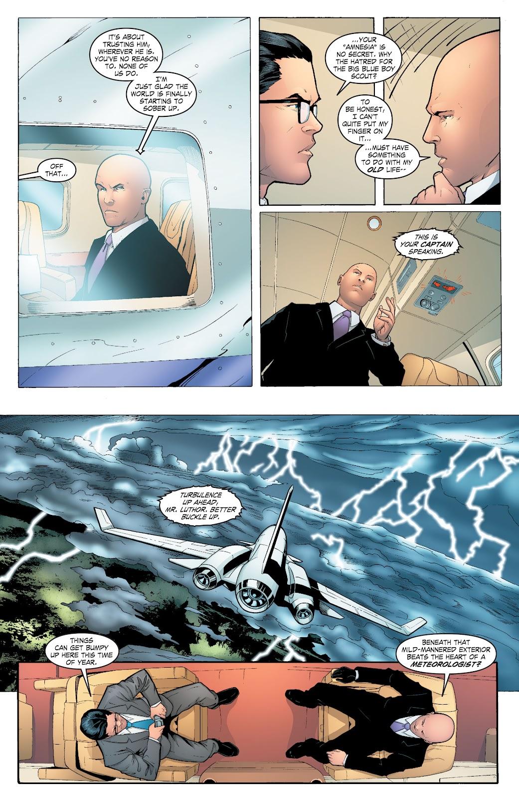 Read online Smallville Season 11 [II] comic -  Issue # TPB 6 - 74